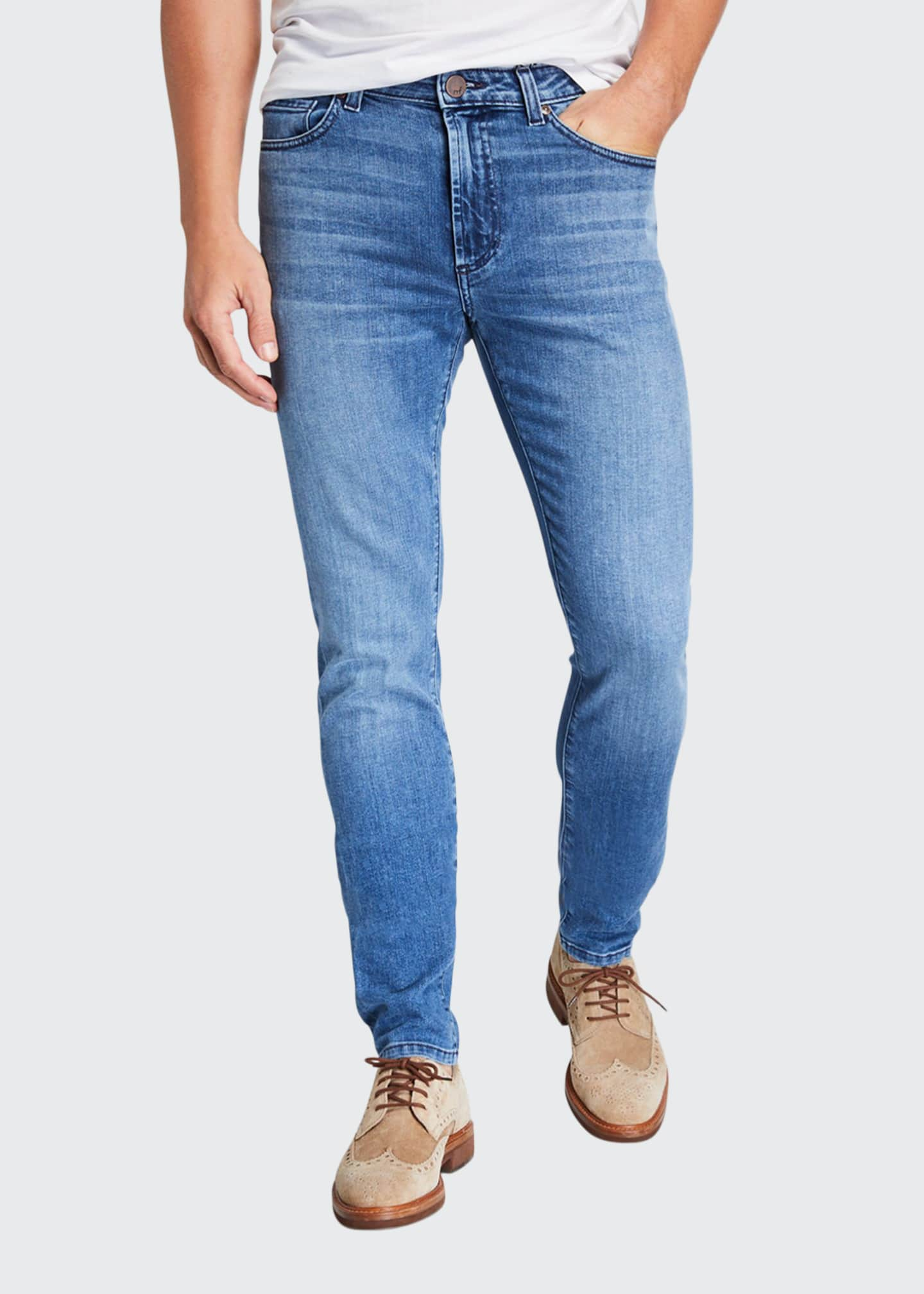 Image 1 of 3: Men's Greyson Skinny Fit Stretch Jeans