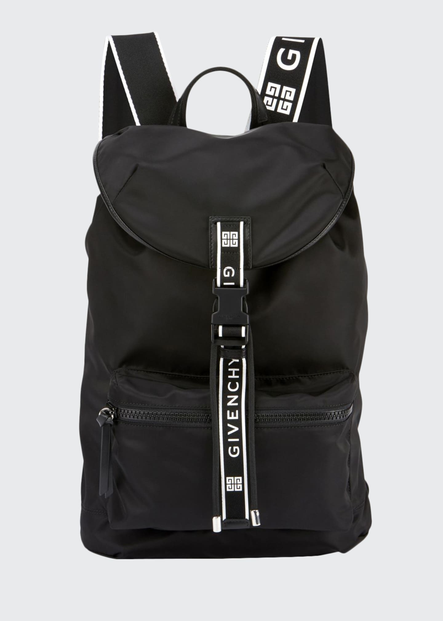 Givenchy Men's Light 3 4G Canvas Backpack