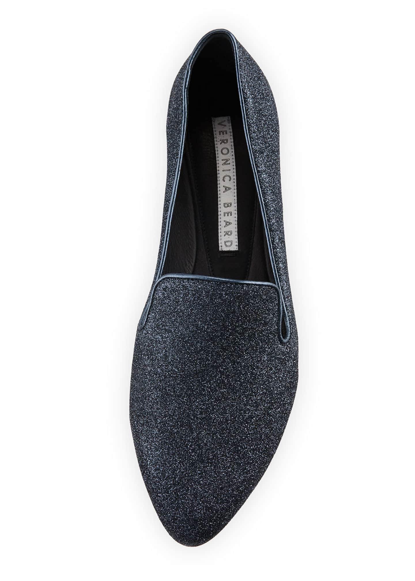 Image 3 of 3: Griffin Glitter Fabric Loafer