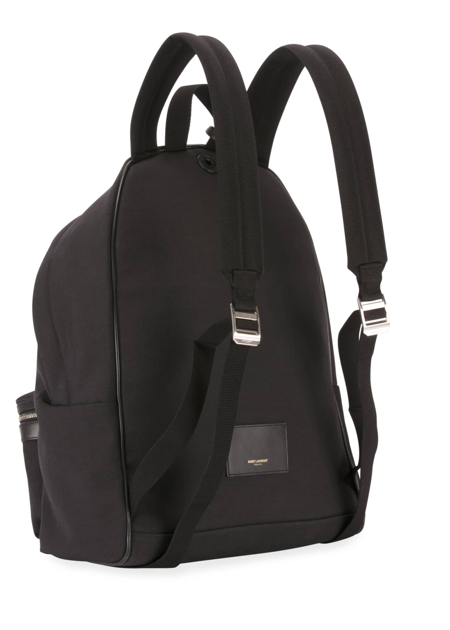 Image 2 of 2: Men's City Canvas Backpack