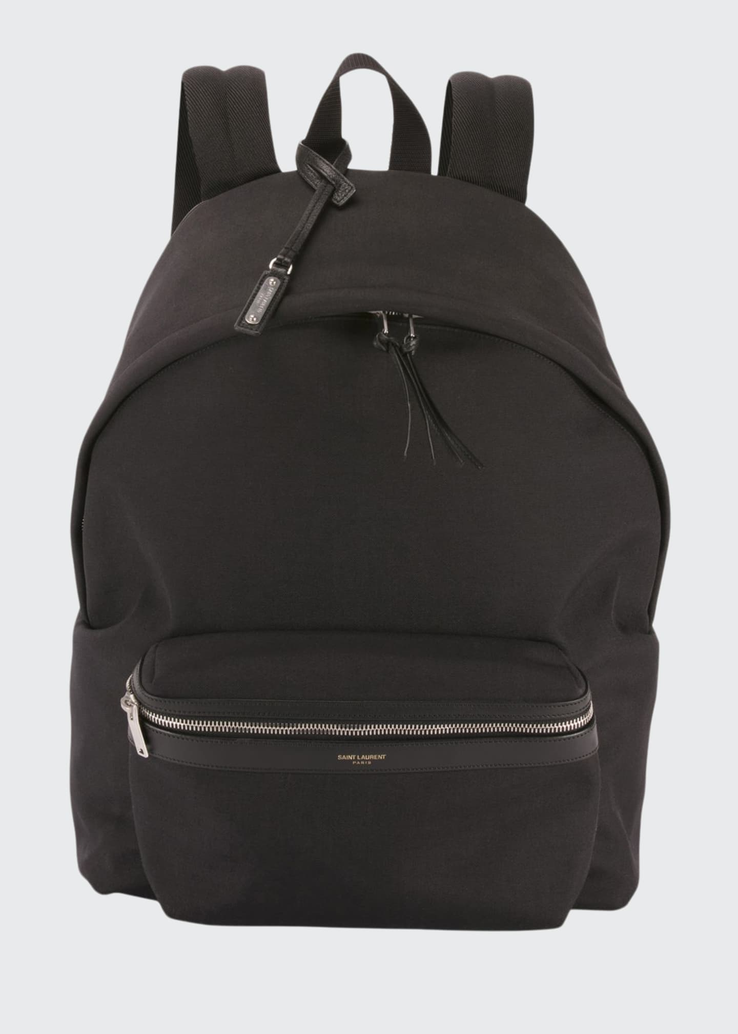 Image 1 of 2: Men's City Canvas Backpack