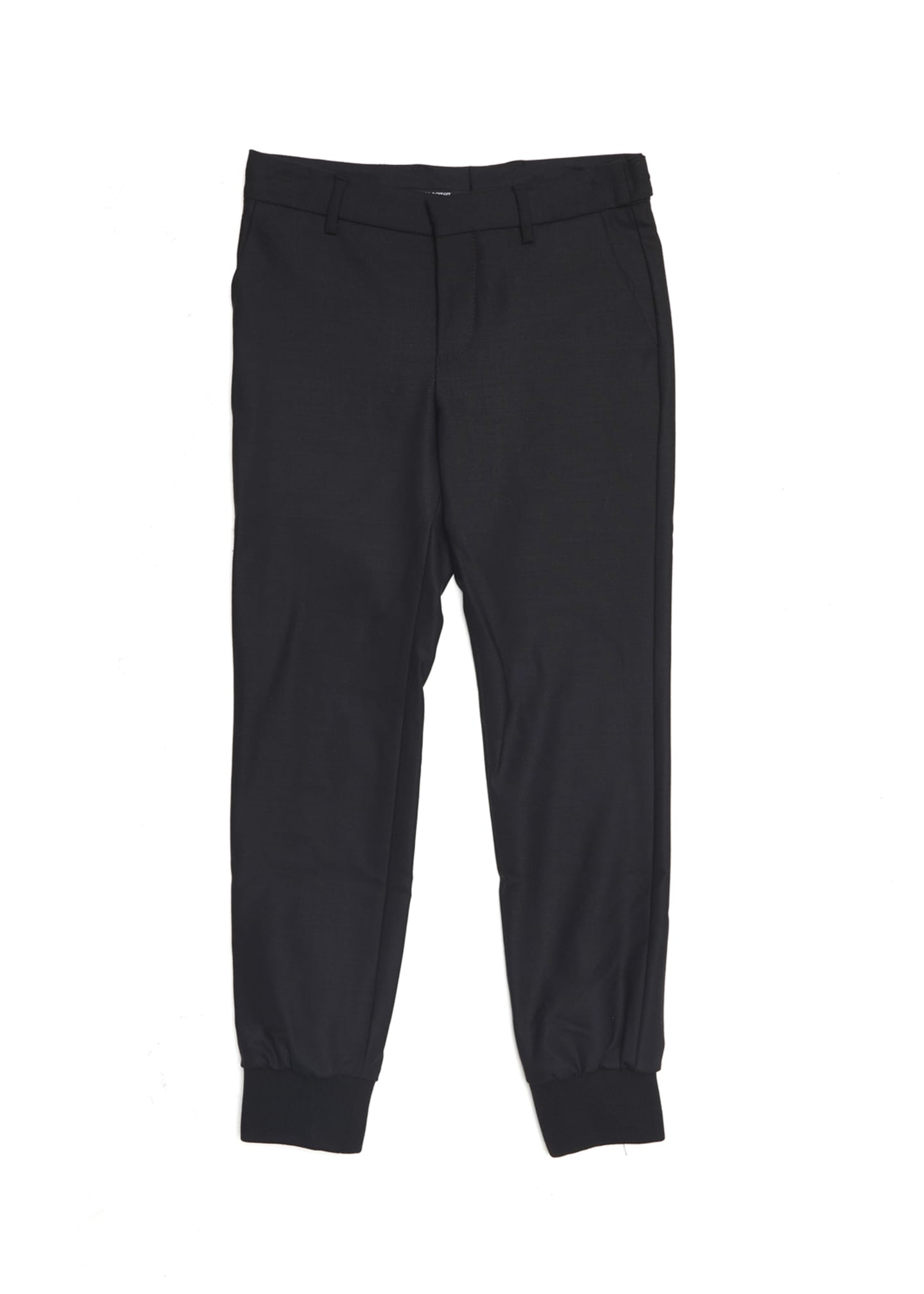 Neil Barrett Bi-Stretch Gabardine Pants, Size 4