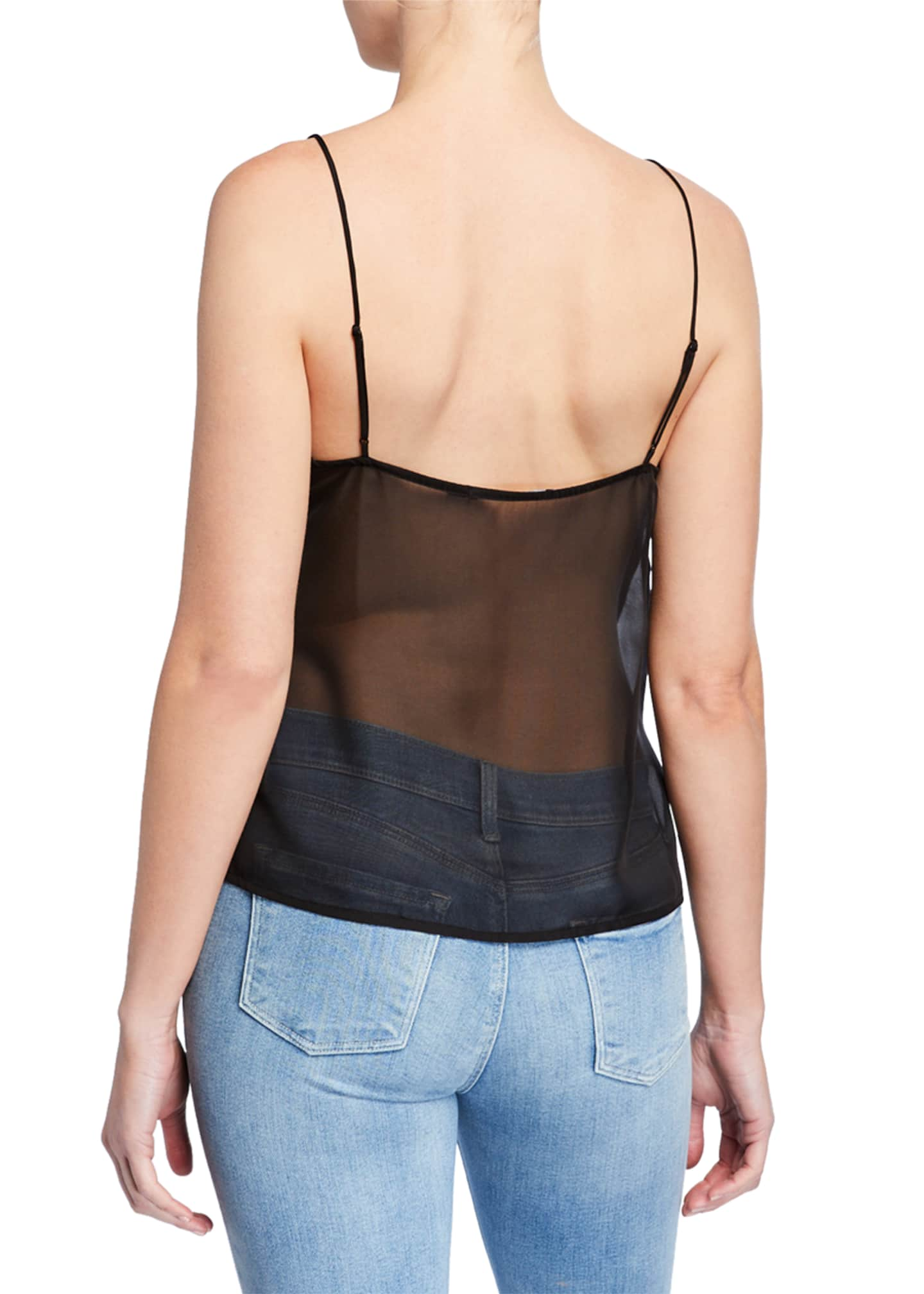 Image 2 of 2: Lucy V-Neck Cami