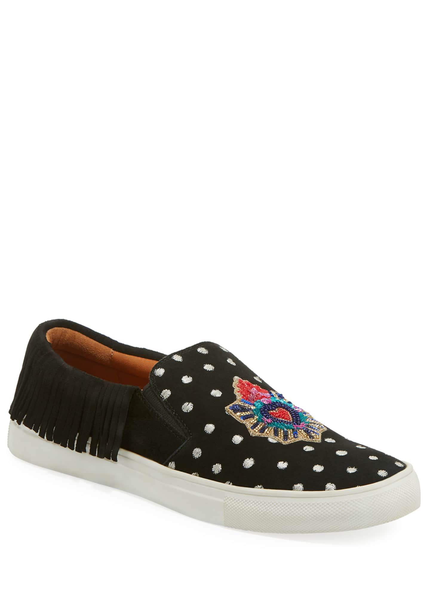Figue Corazon Karita Slip-On Sneakers