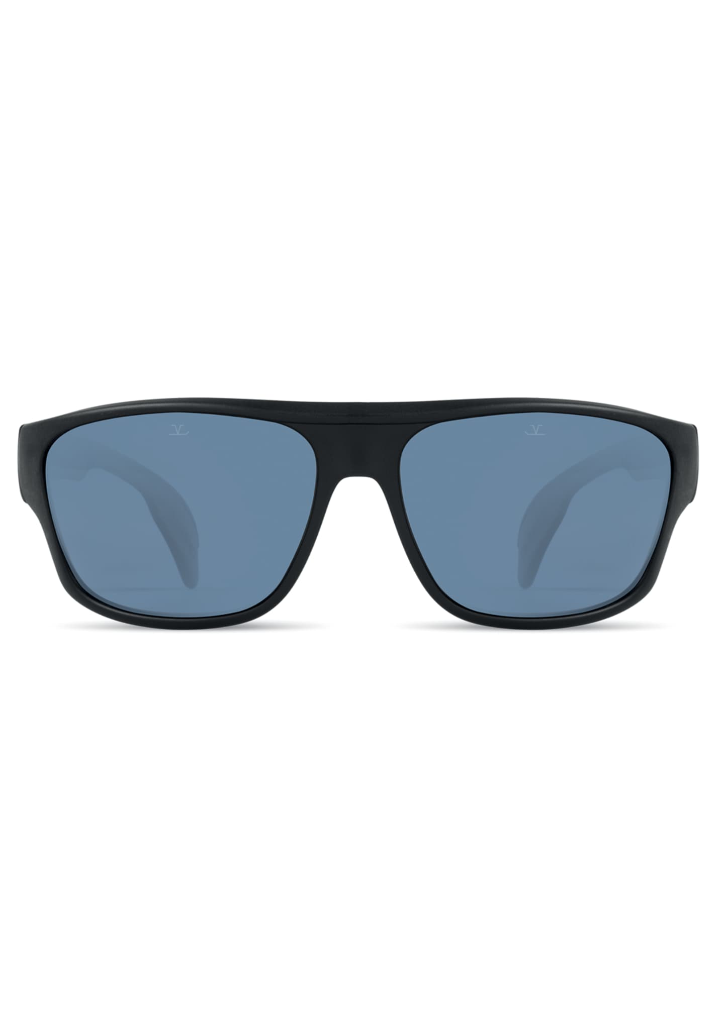 Image 2 of 3: Men's Active Racing Large Nylon Wrap Sunglasses