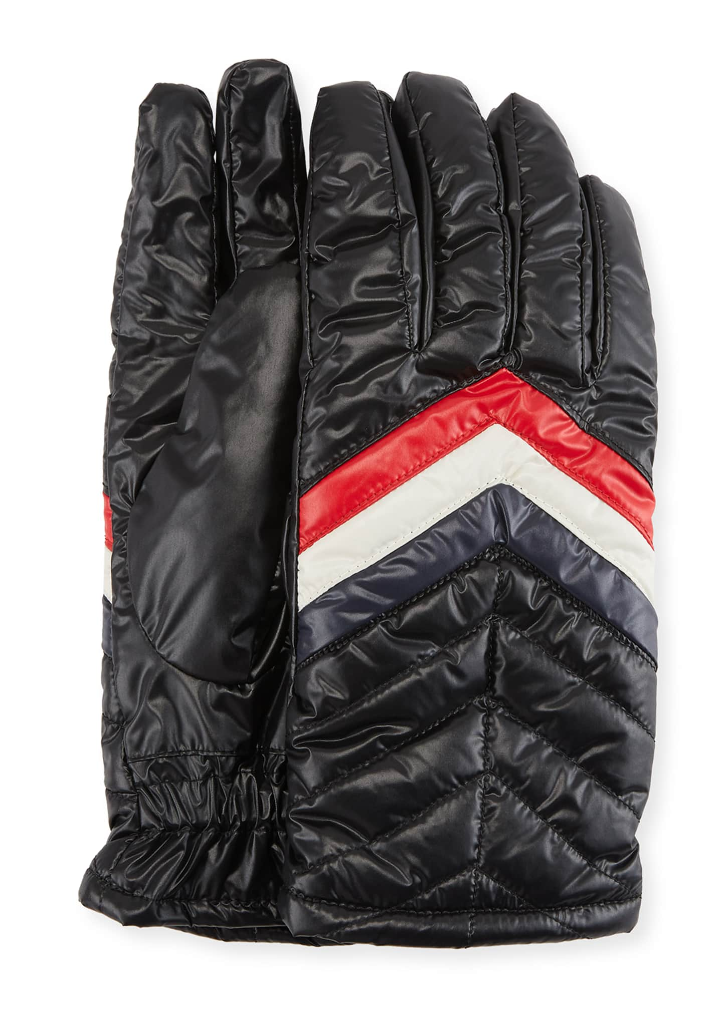 Image 1 of 1: Men's Guanti Quilted Gloves