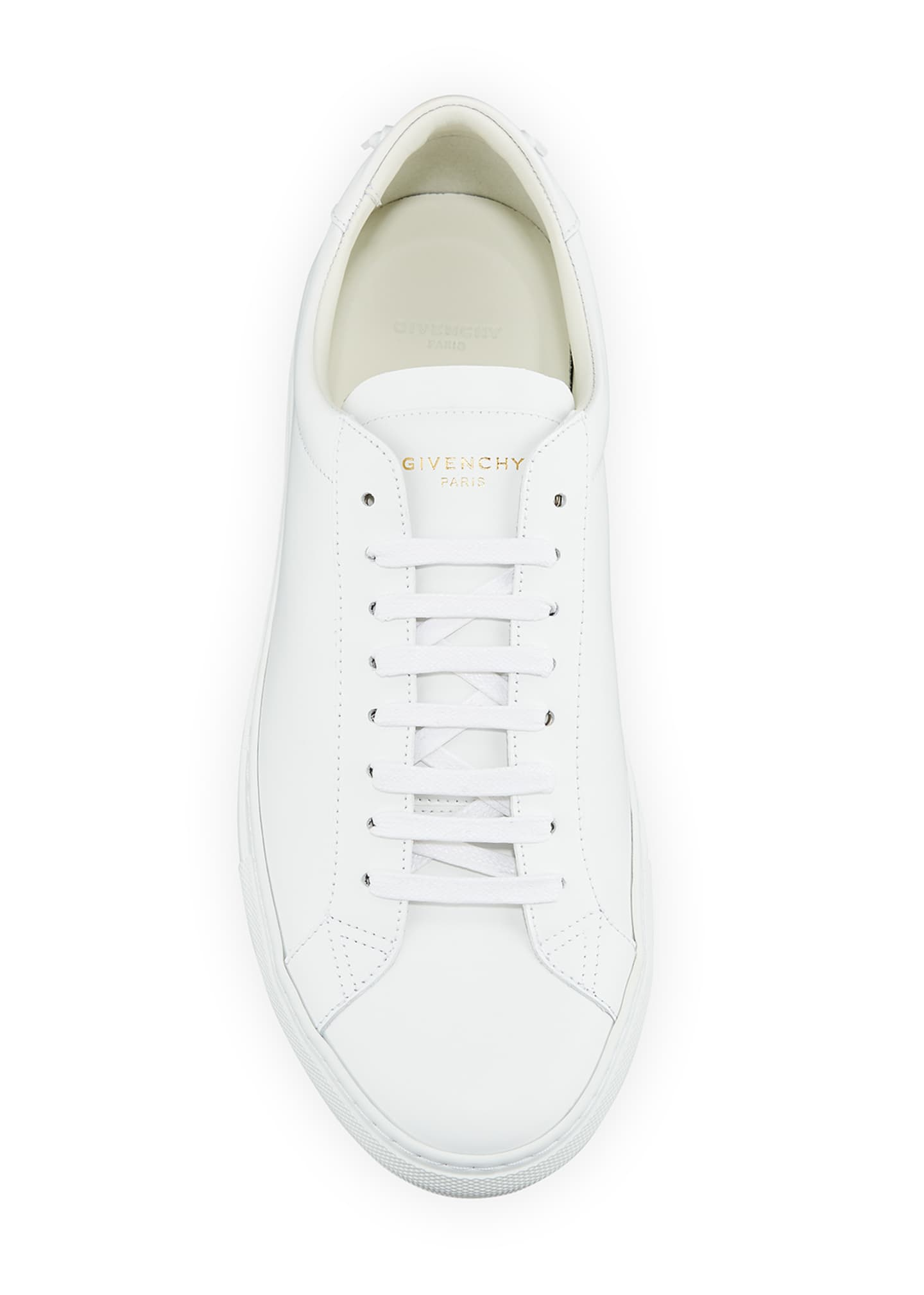 Image 2 of 4: Men's Urban Street Leather Sneakers