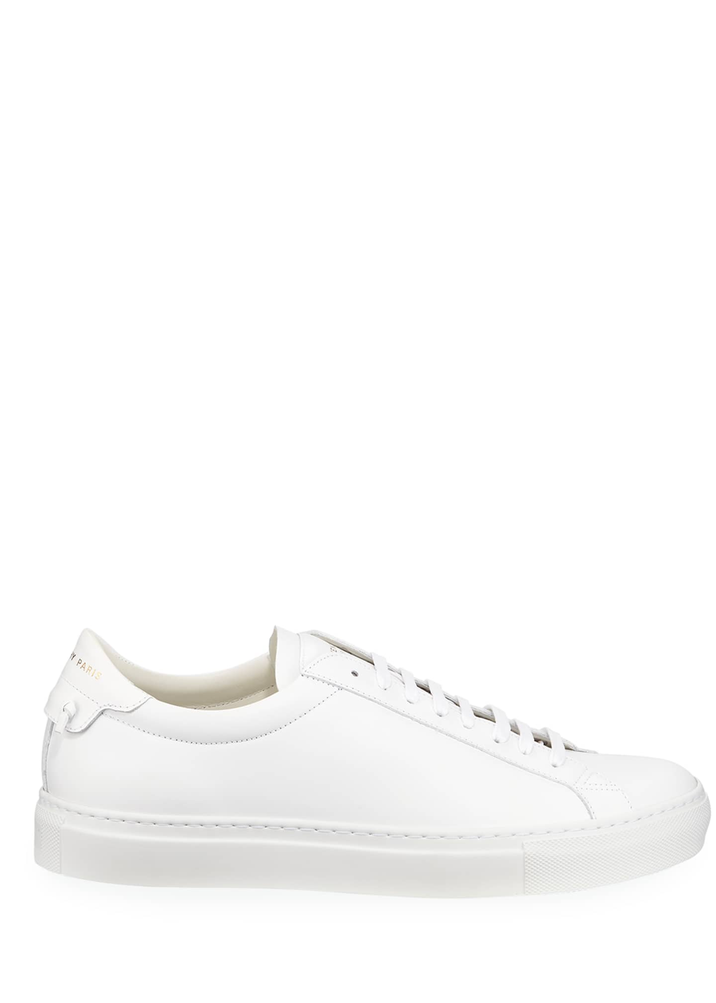 Image 3 of 4: Men's Urban Street Leather Sneakers