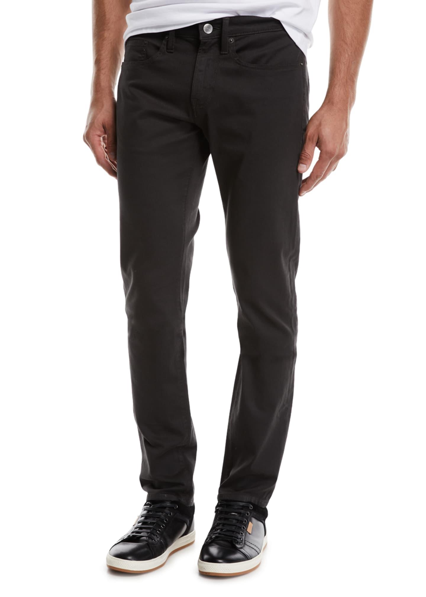 FRAME Men's L'Homme Slim-Fit Chino Pants