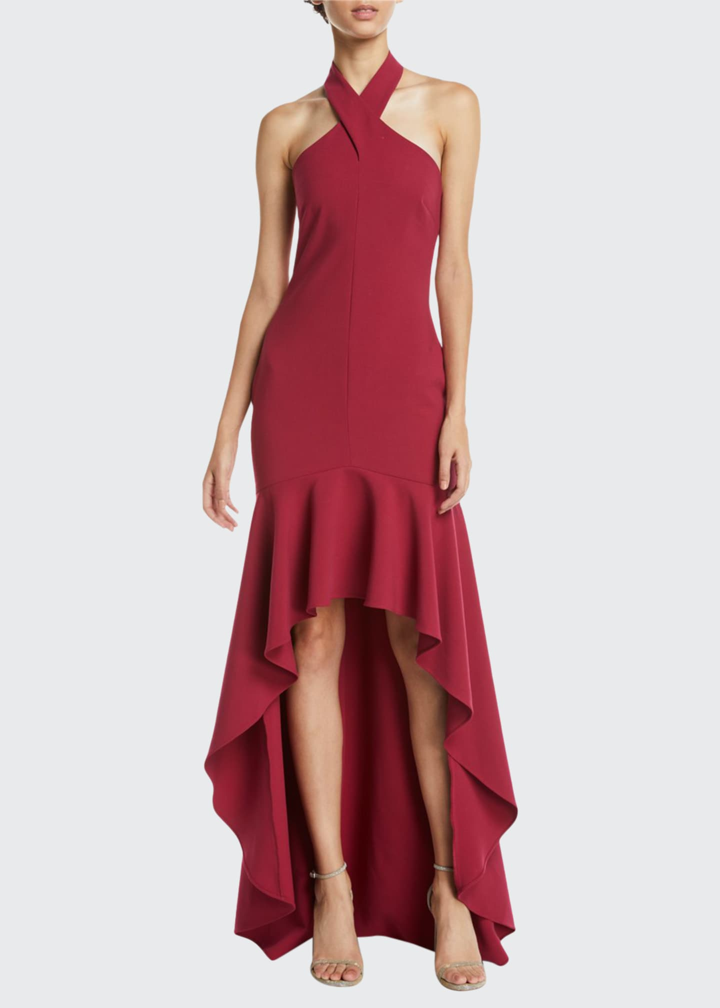 Likely Jenny Halter High-Low Dress