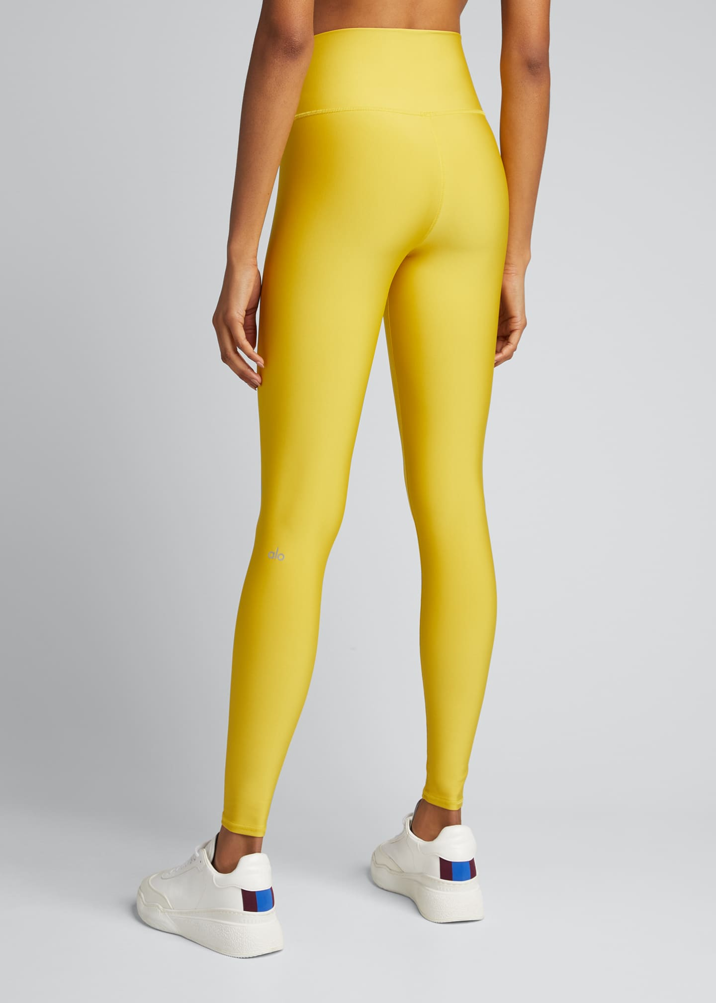 Image 2 of 5: High-Waist Tech-Lift Airbrush Full-Length Leggings