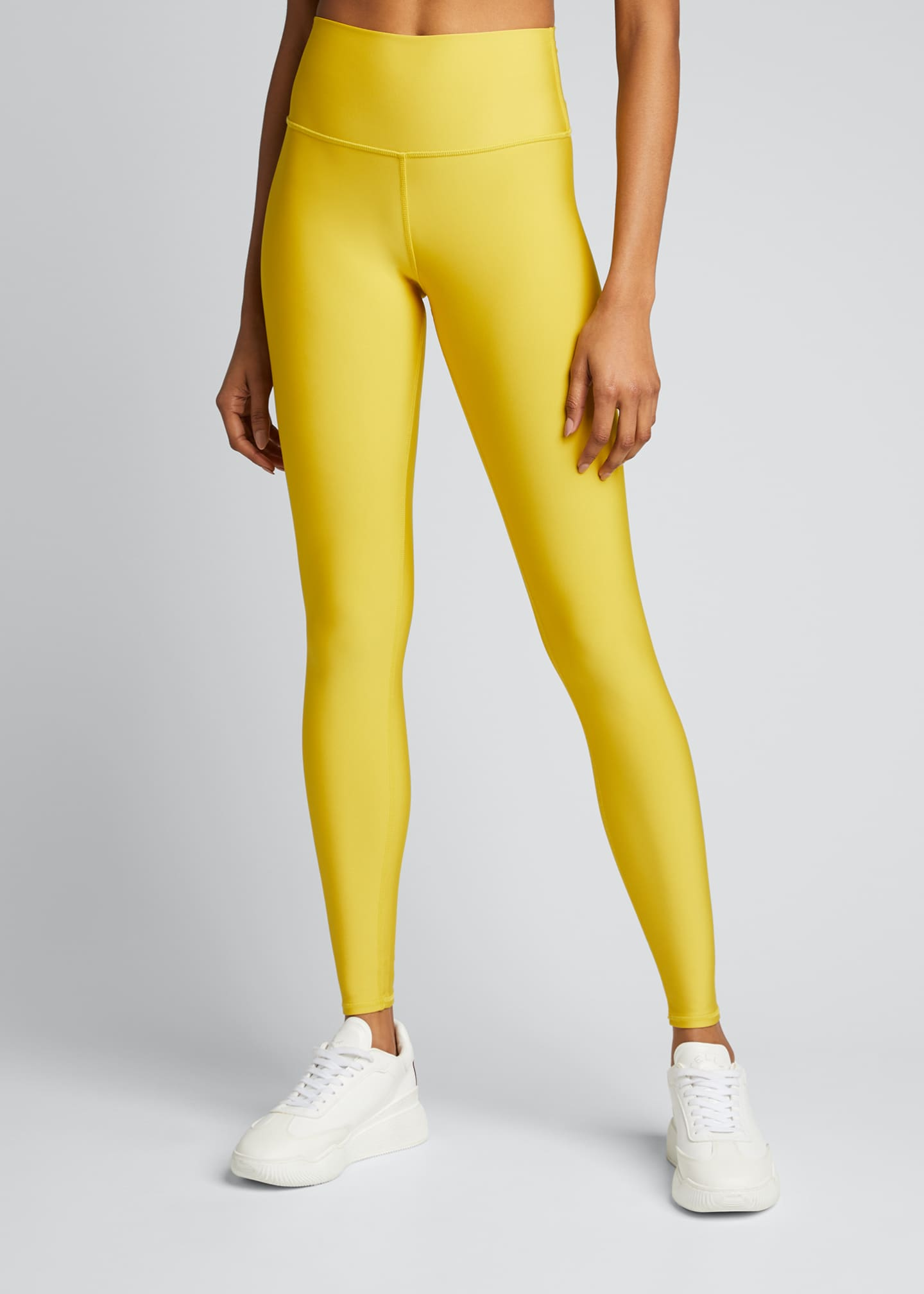 Image 3 of 5: High-Waist Tech-Lift Airbrush Full-Length Leggings