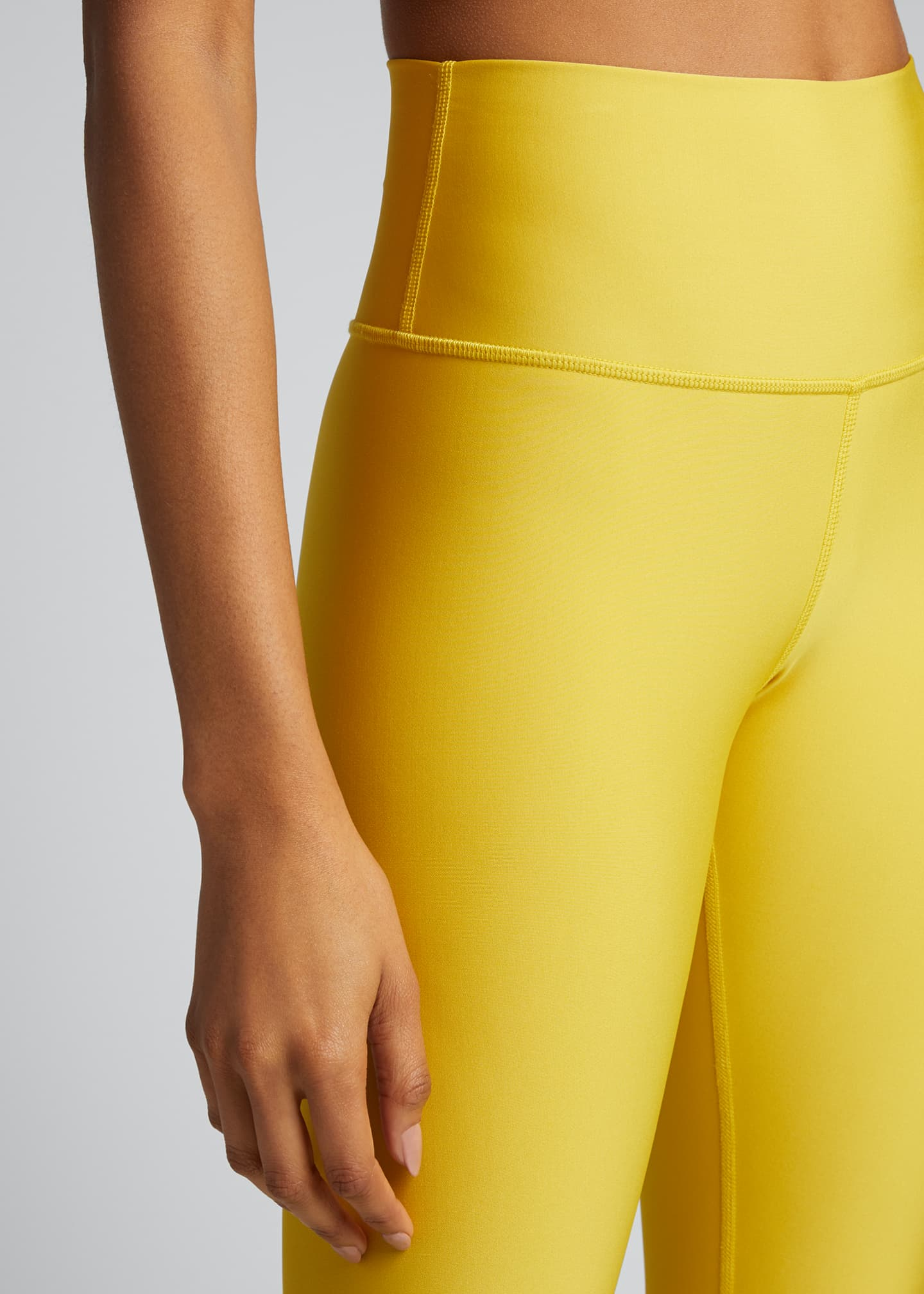 Image 4 of 5: High-Waist Tech-Lift Airbrush Full-Length Leggings