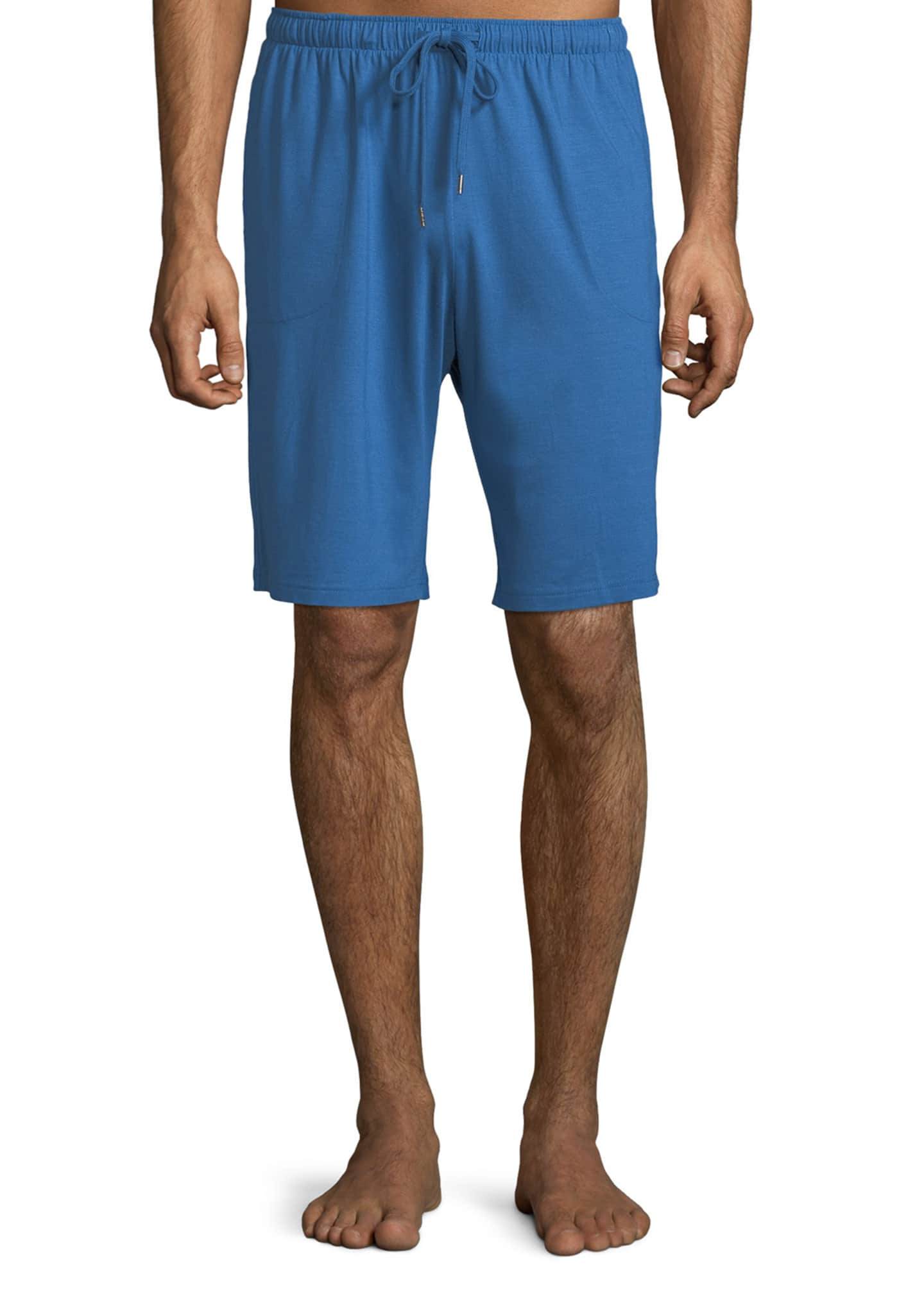 Derek Rose Men's Basel 5 Jersey Lounge Shorts