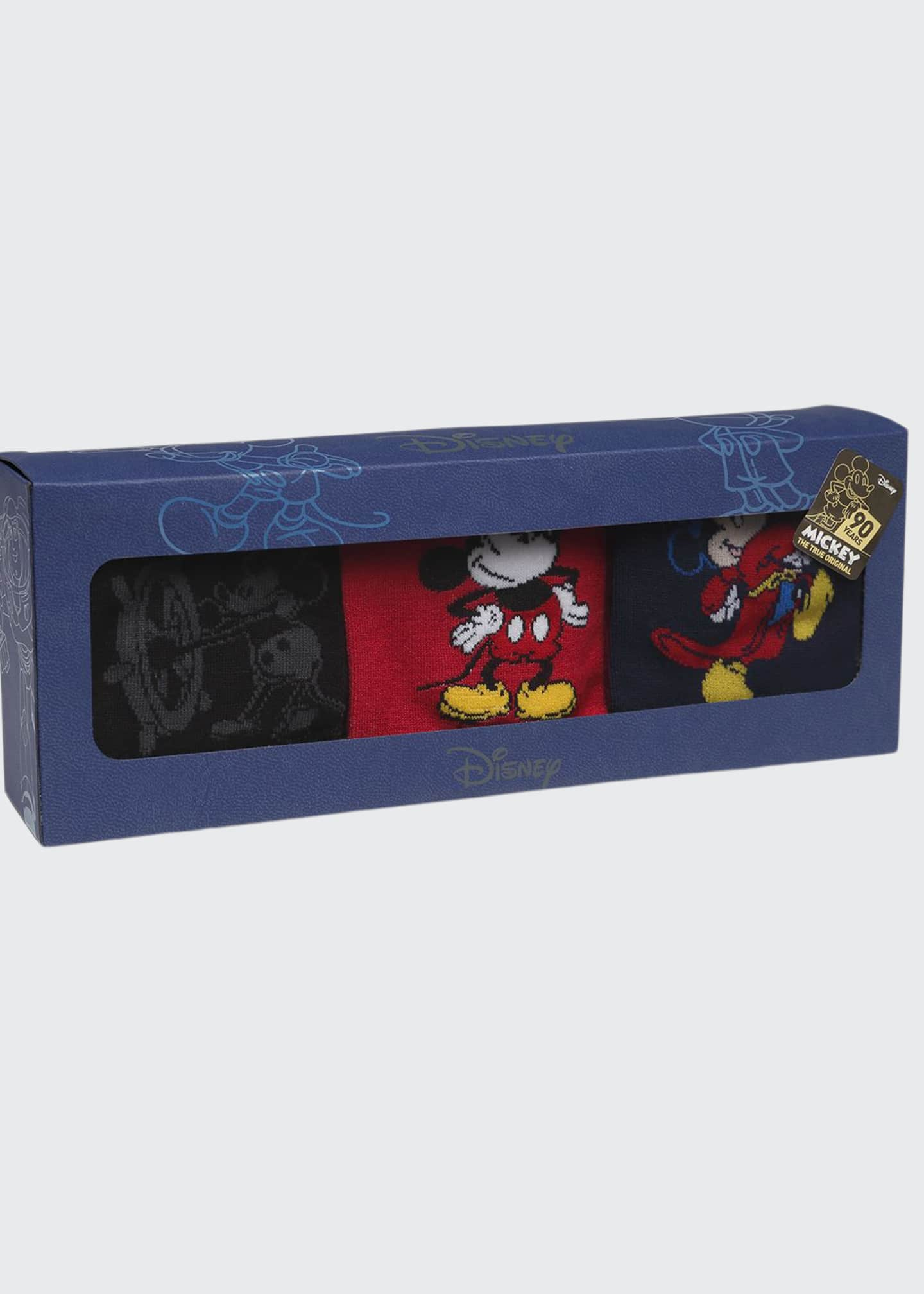 Cufflinks Inc. Men's 90th Anniversary Mickey Mouse Disney