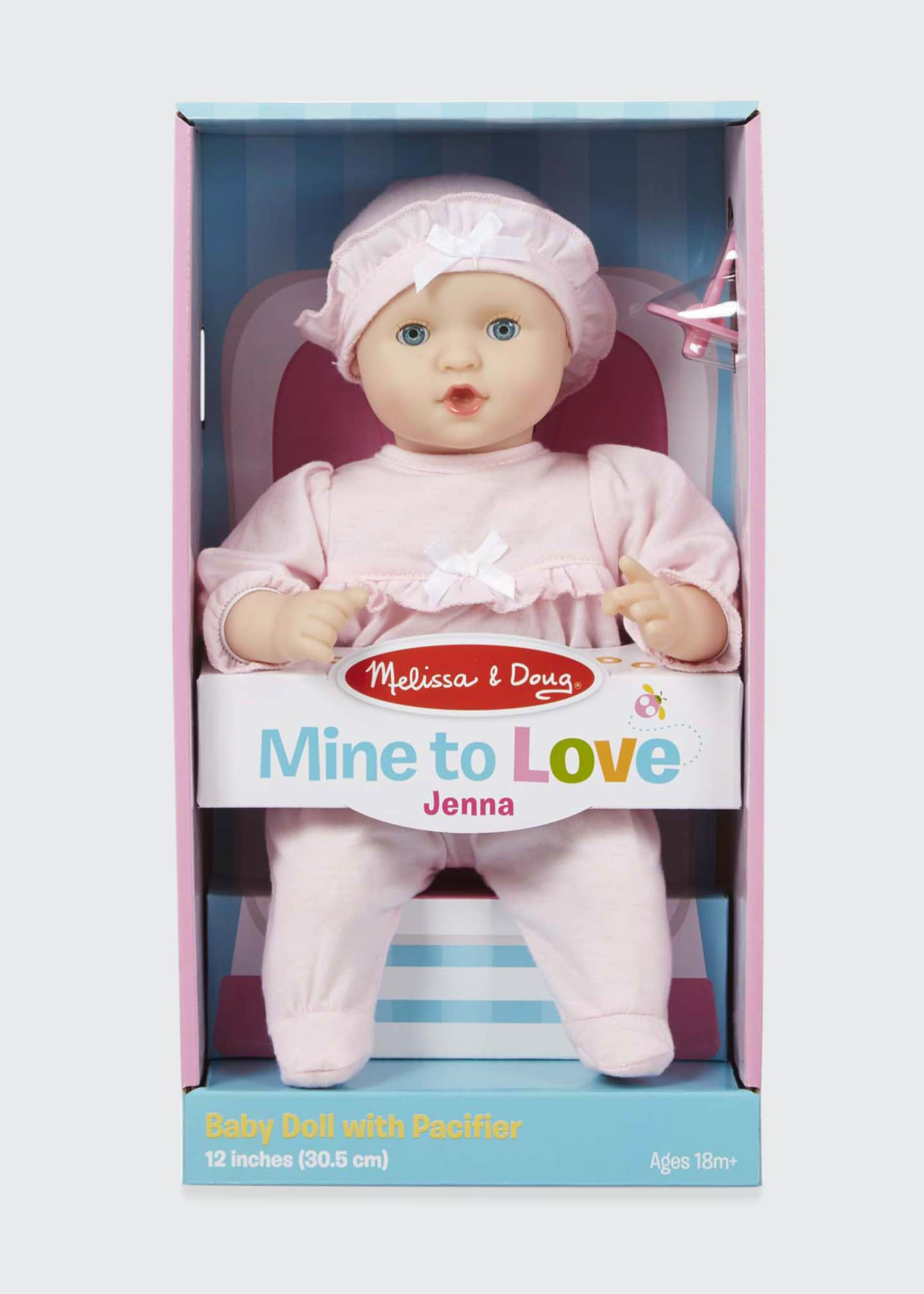 Image 2 of 3: Mine to Love Jenna Baby Doll