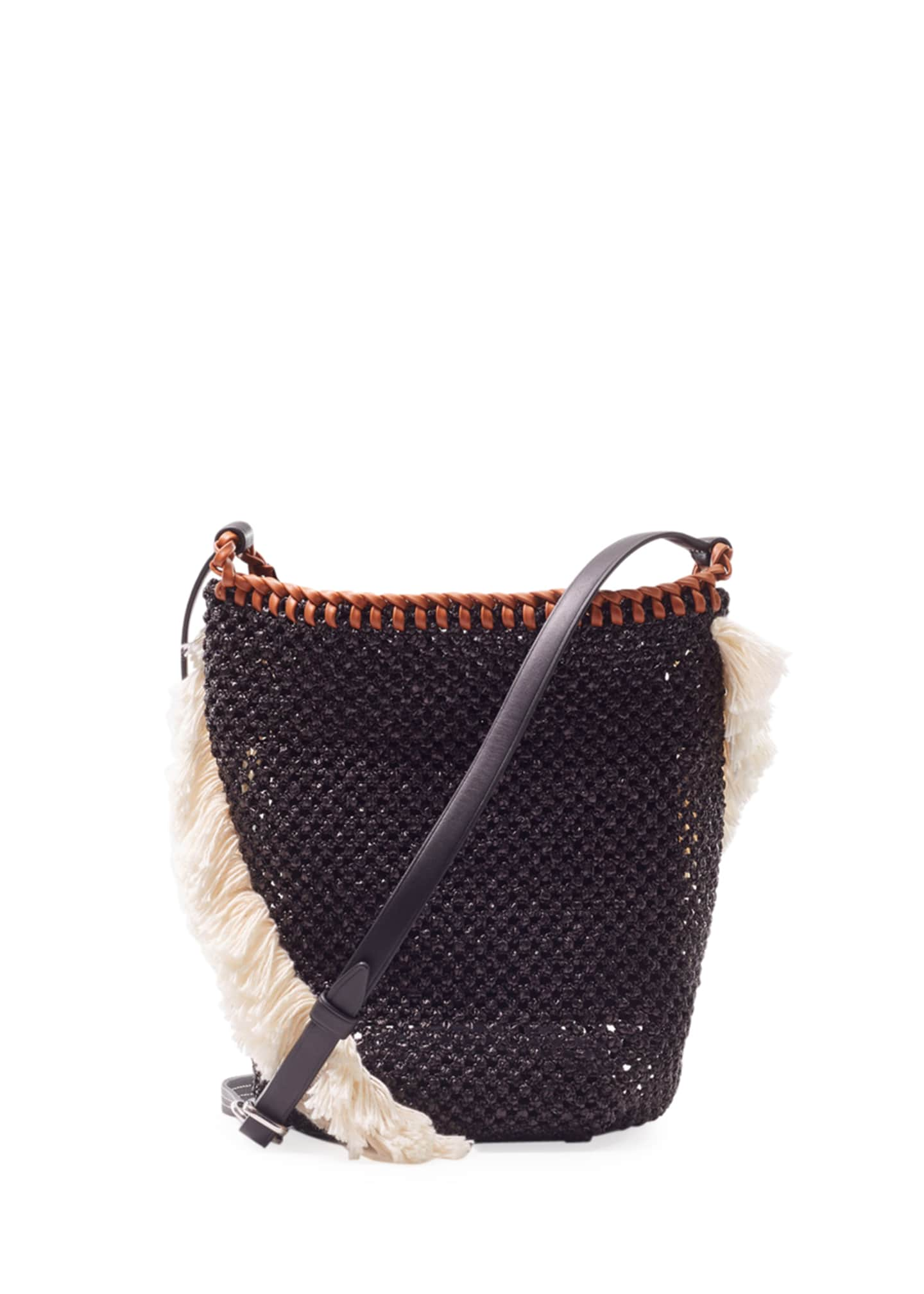 Image 2 of 2: Mini Marlee Hobo Tote Bag