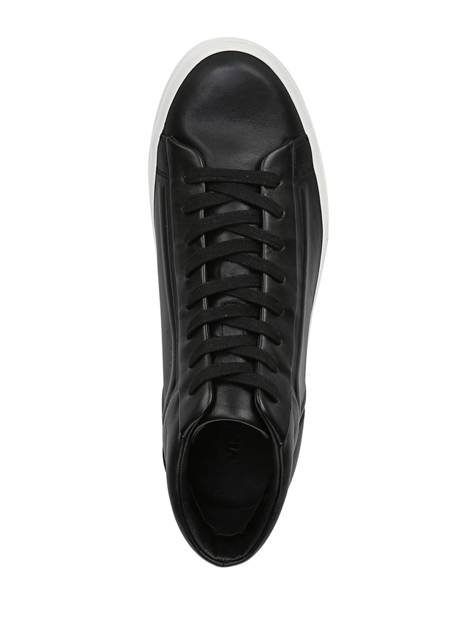 Image 3 of 5: Men's Fynn Glove Leather Low-Top Sneakers