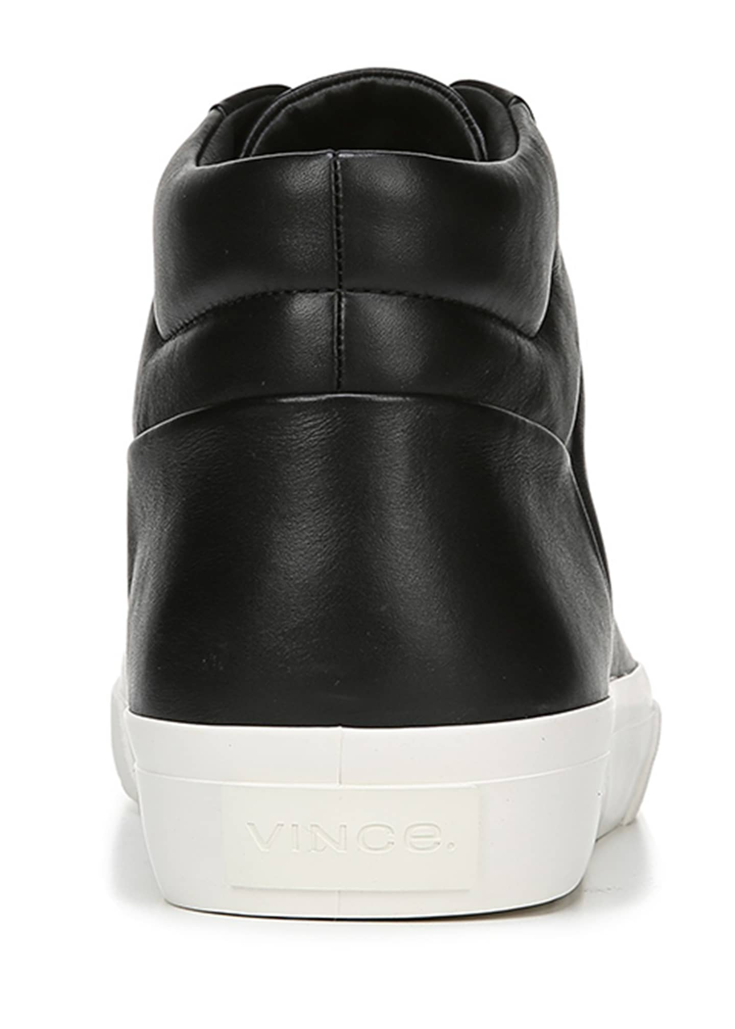 Image 4 of 5: Men's Fynn Glove Leather Low-Top Sneakers