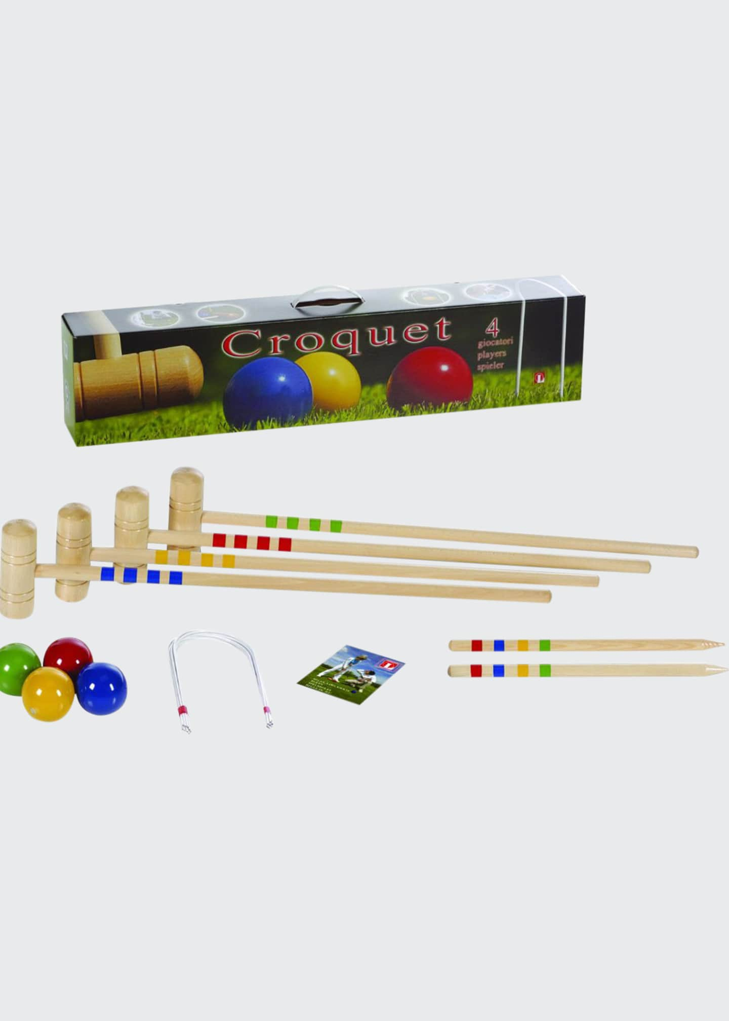Kettler Kids' Croquet Set