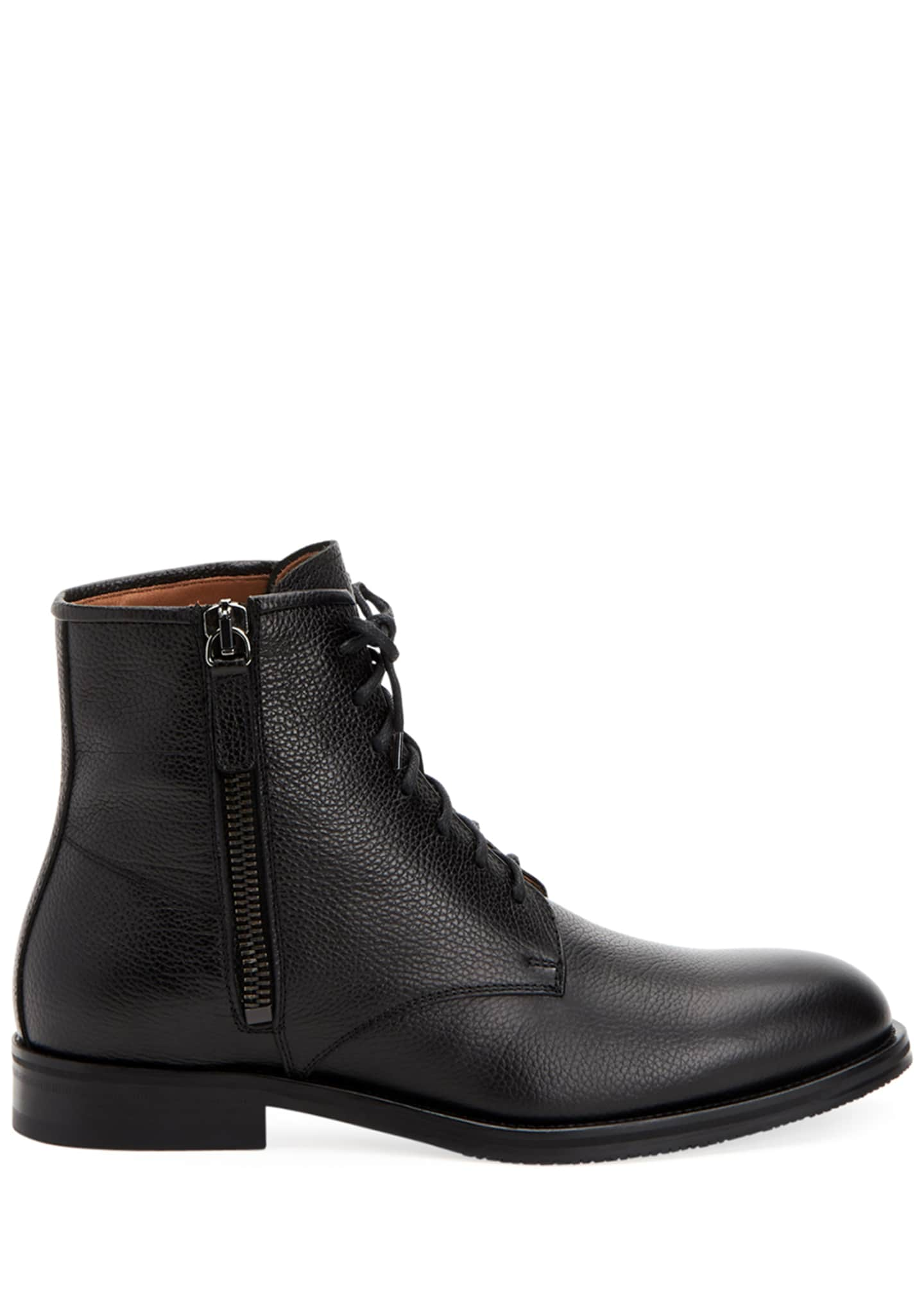 Image 2 of 4: Men's Vladimir Leather Boots