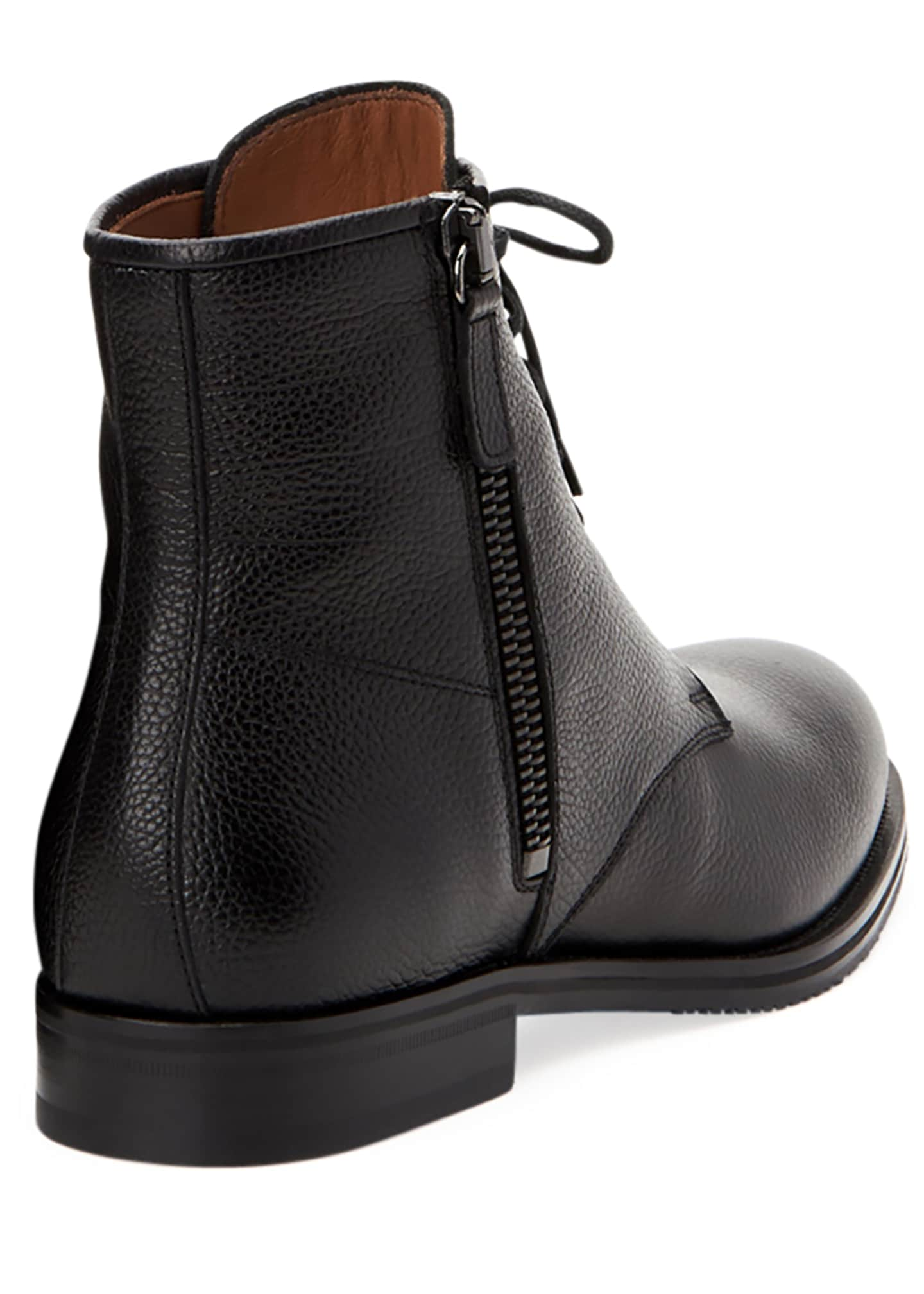 Image 4 of 4: Men's Vladimir Leather Boots