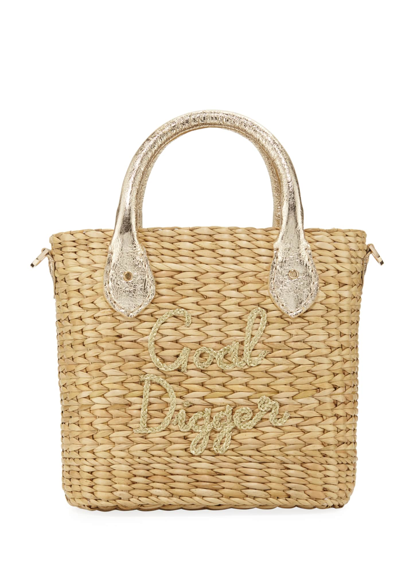 POOLSIDE Goal Digger Le Nord Small Tote Bag