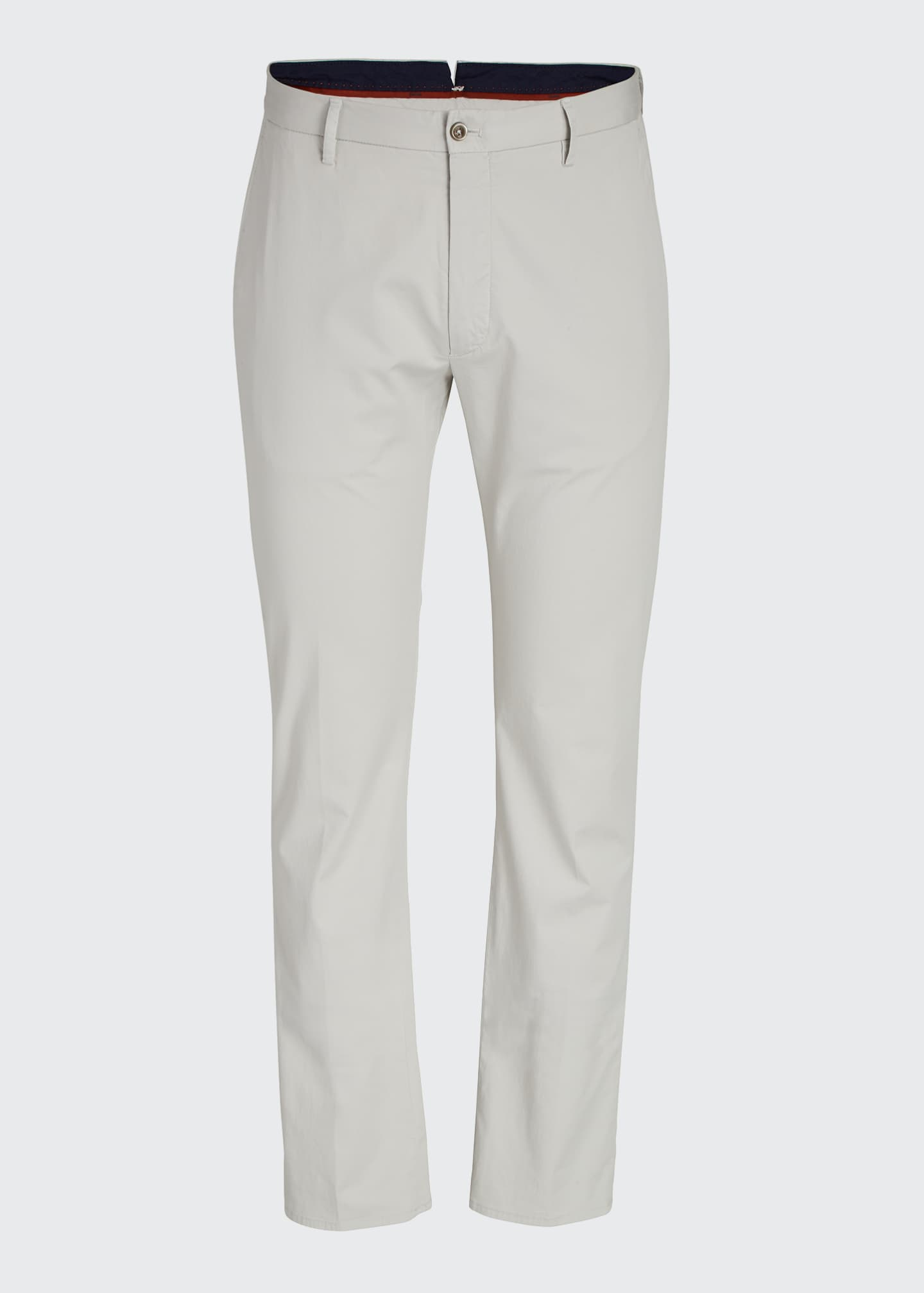 Image 5 of 5: Men's Garment Dye Stretch Poplin Pants
