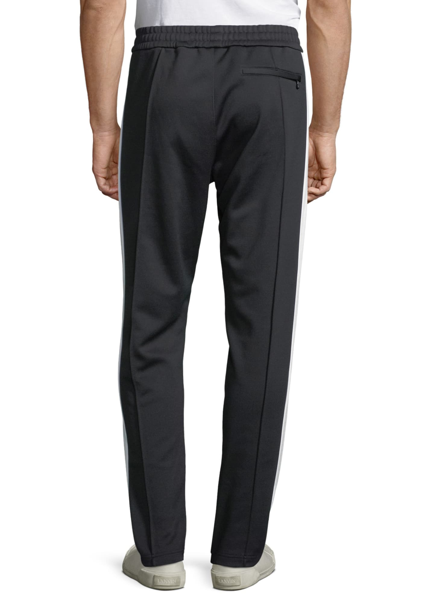 Image 2 of 4: Men's Straight-Leg Club Track Pants