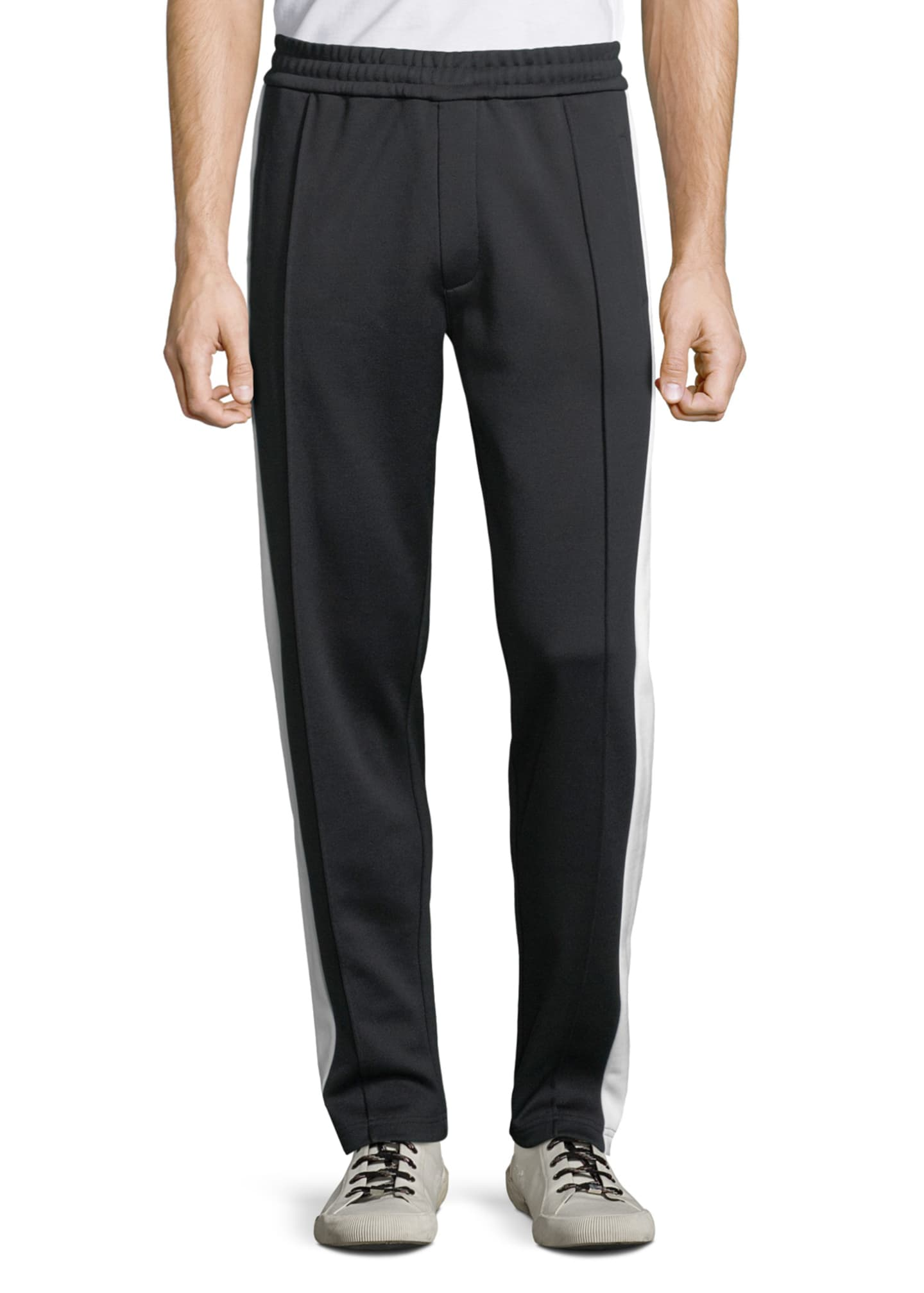 Image 1 of 4: Men's Straight-Leg Club Track Pants