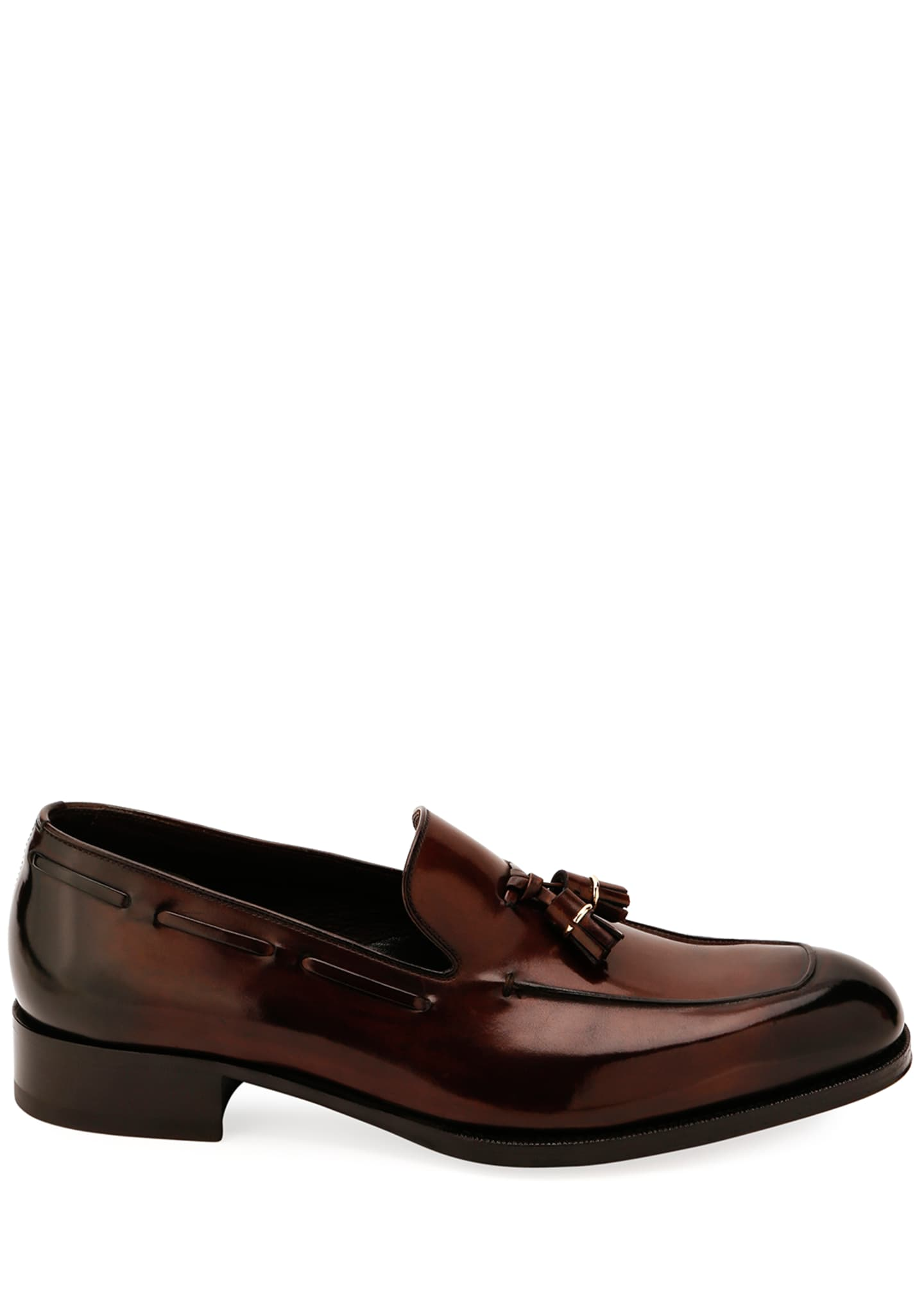 Image 2 of 3: Men's Tassel Loafers