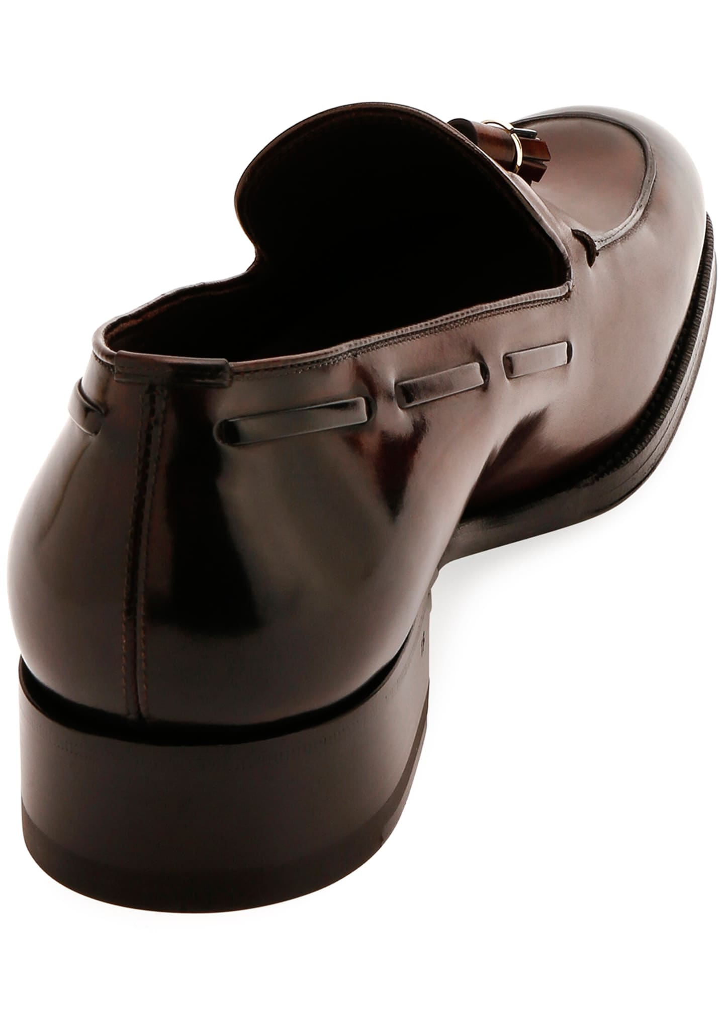 Image 3 of 3: Men's Tassel Loafers