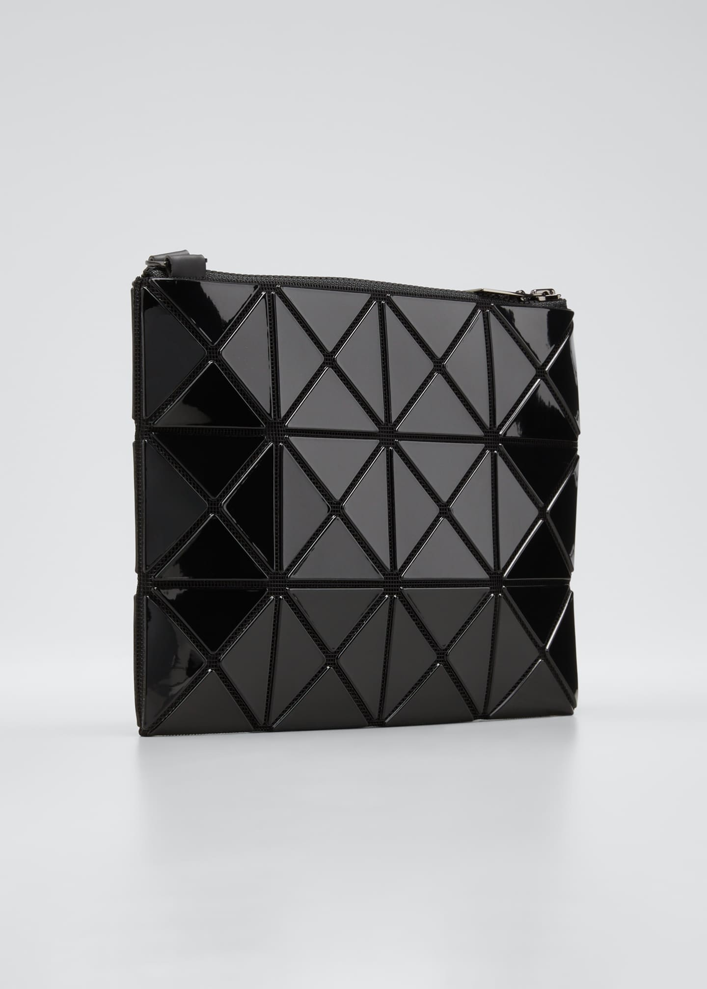 Image 3 of 5: Lucent Geo Tile Crossbody Clutch Bag