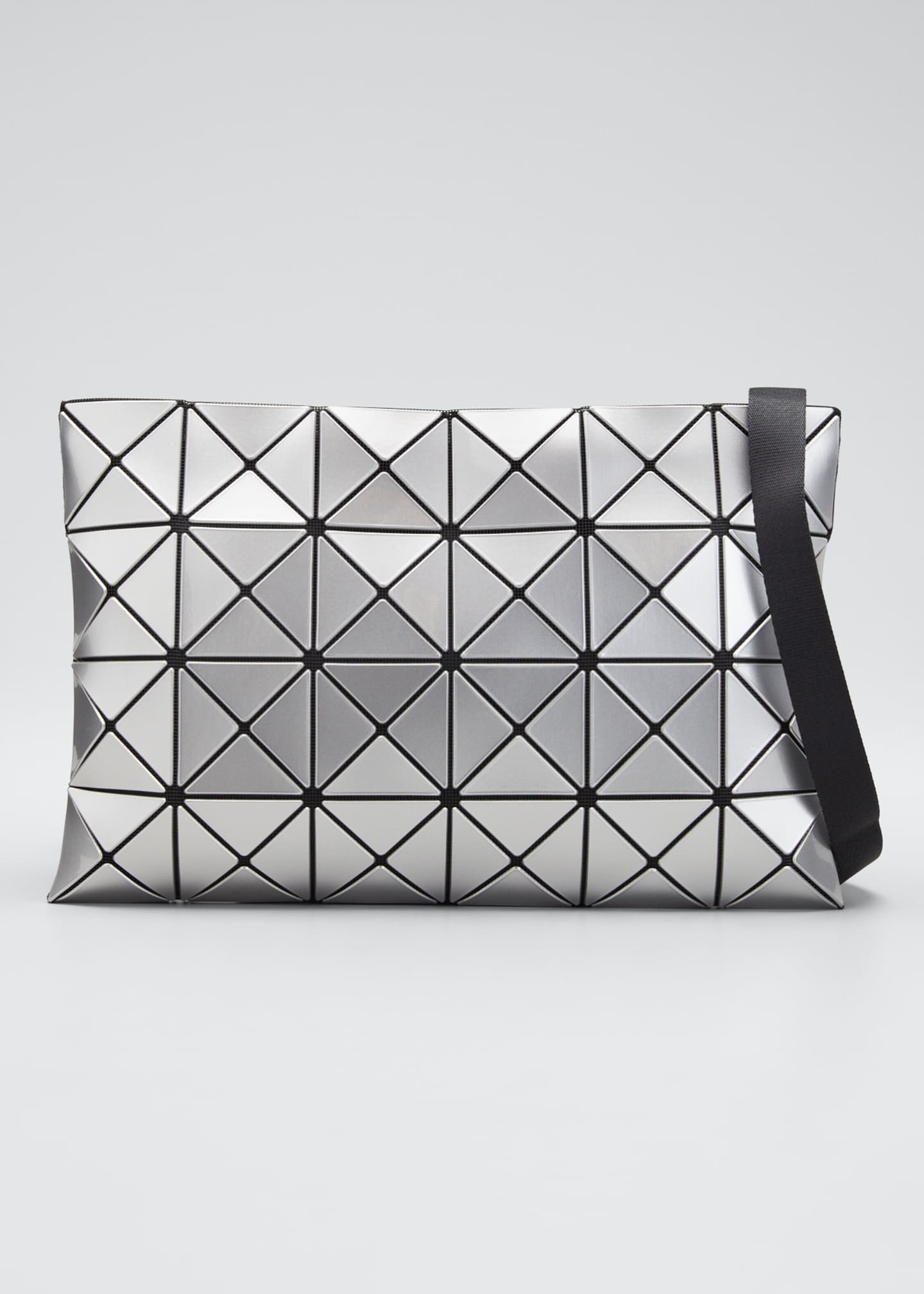 Image 1 of 5: Lucent Geo Tile Crossbody Clutch Bag