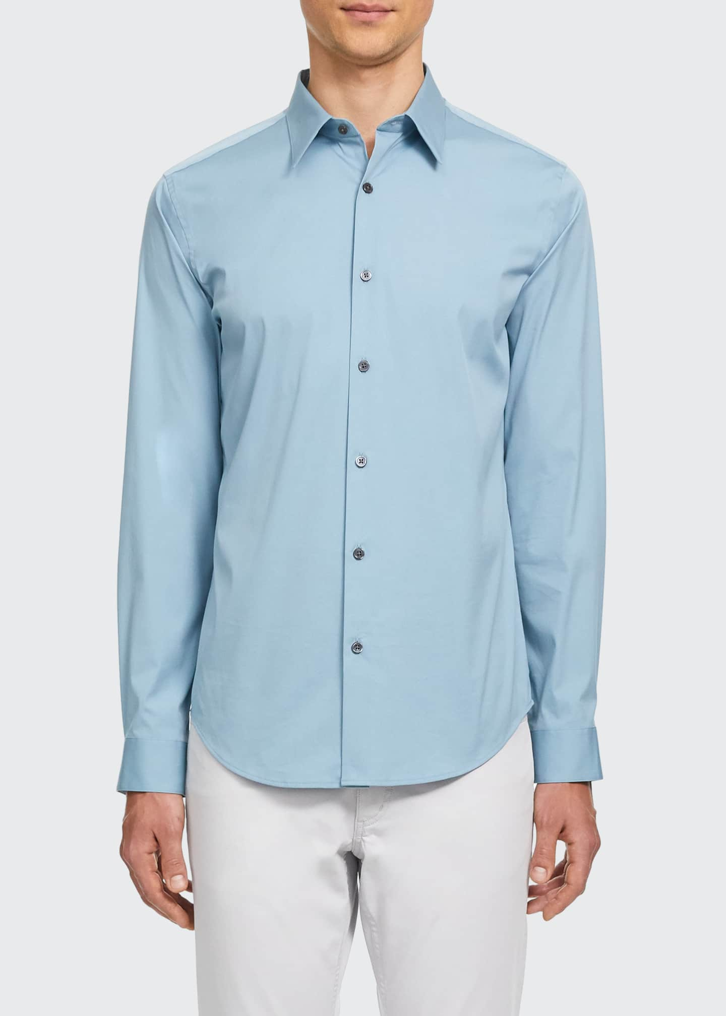 Image 1 of 2: Men's Sylvain Cotton Sport Shirt