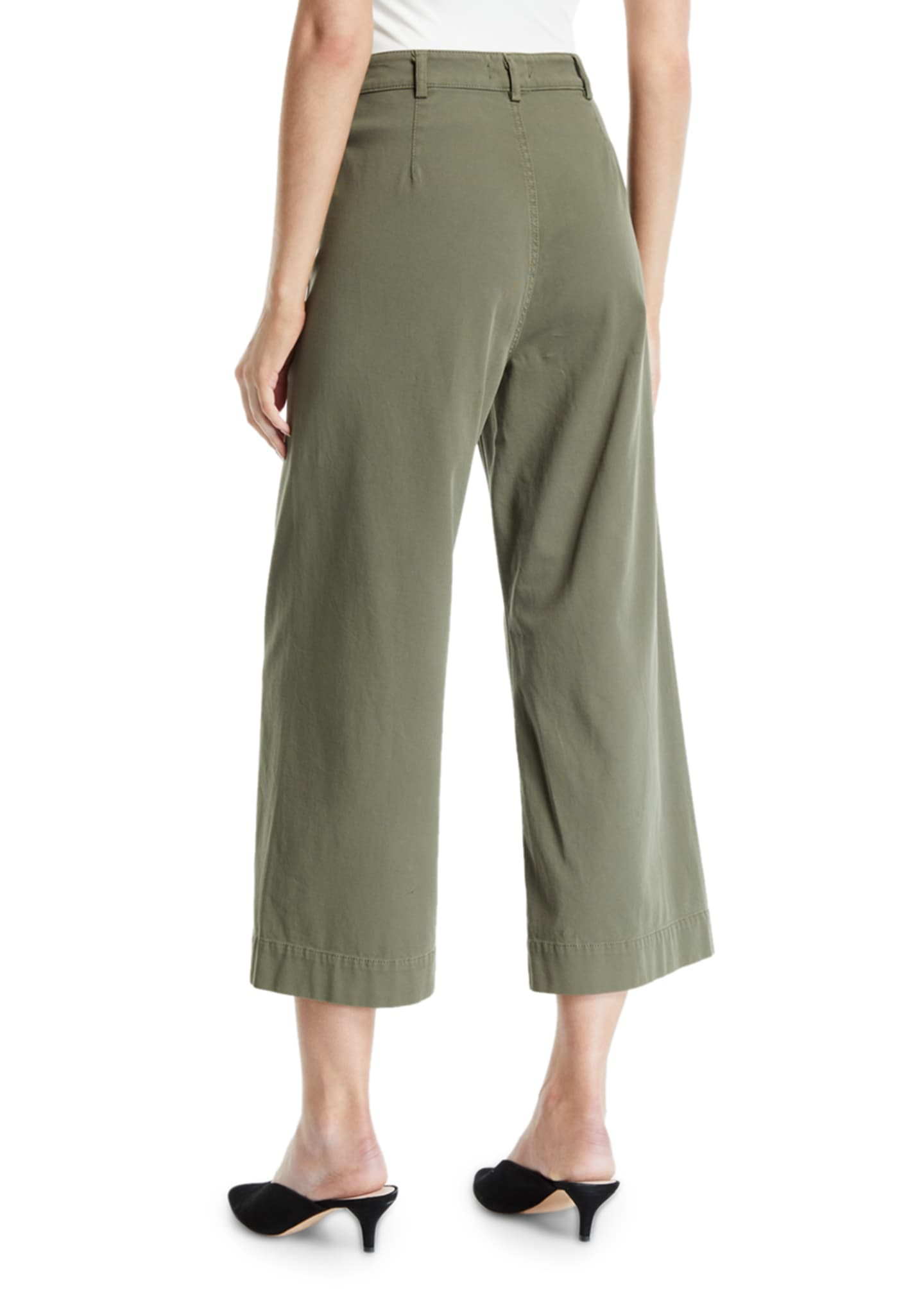 Image 2 of 3: Fallon Cropped Pants