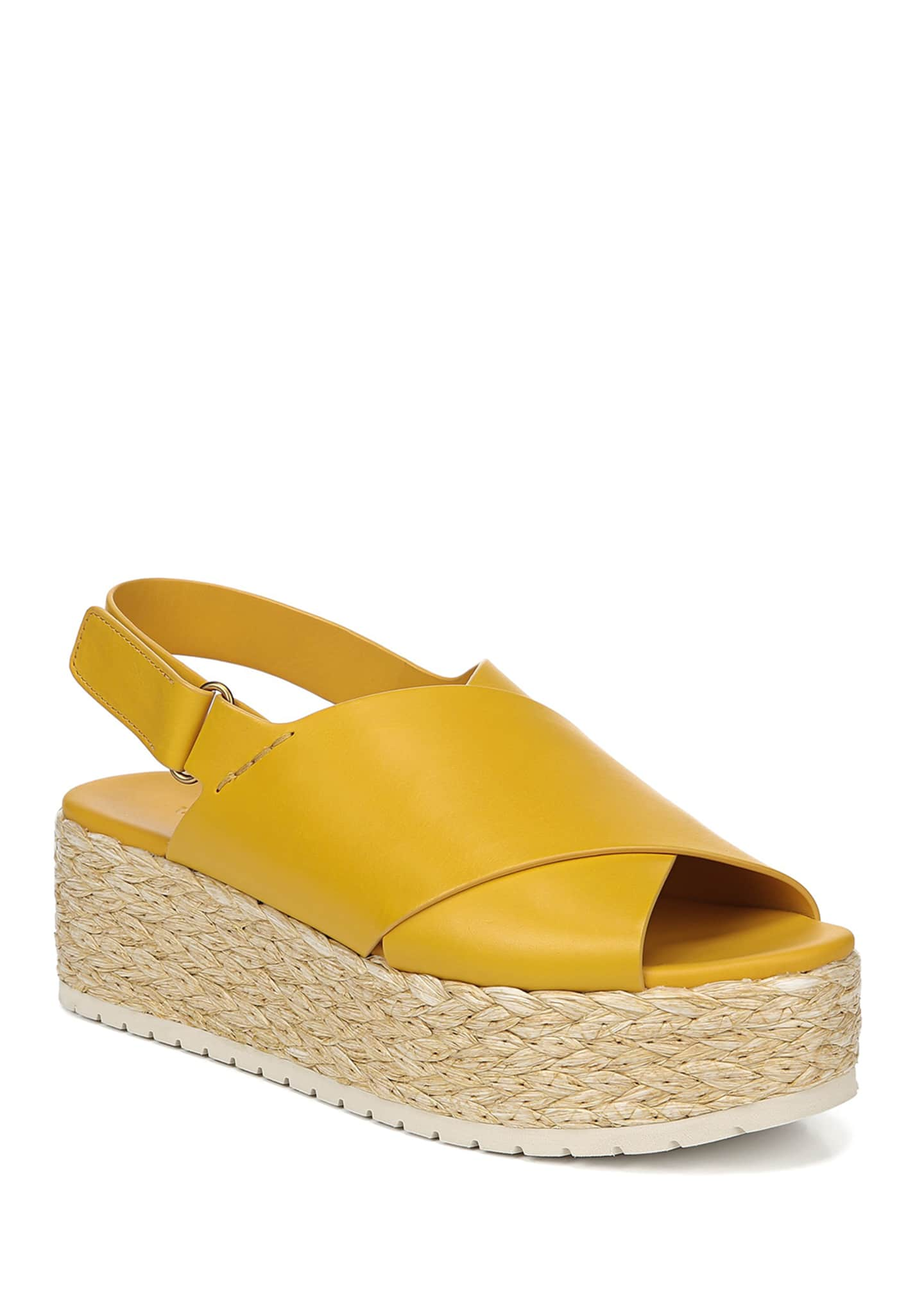 Vince Jesson Platform Espadrille Sandals