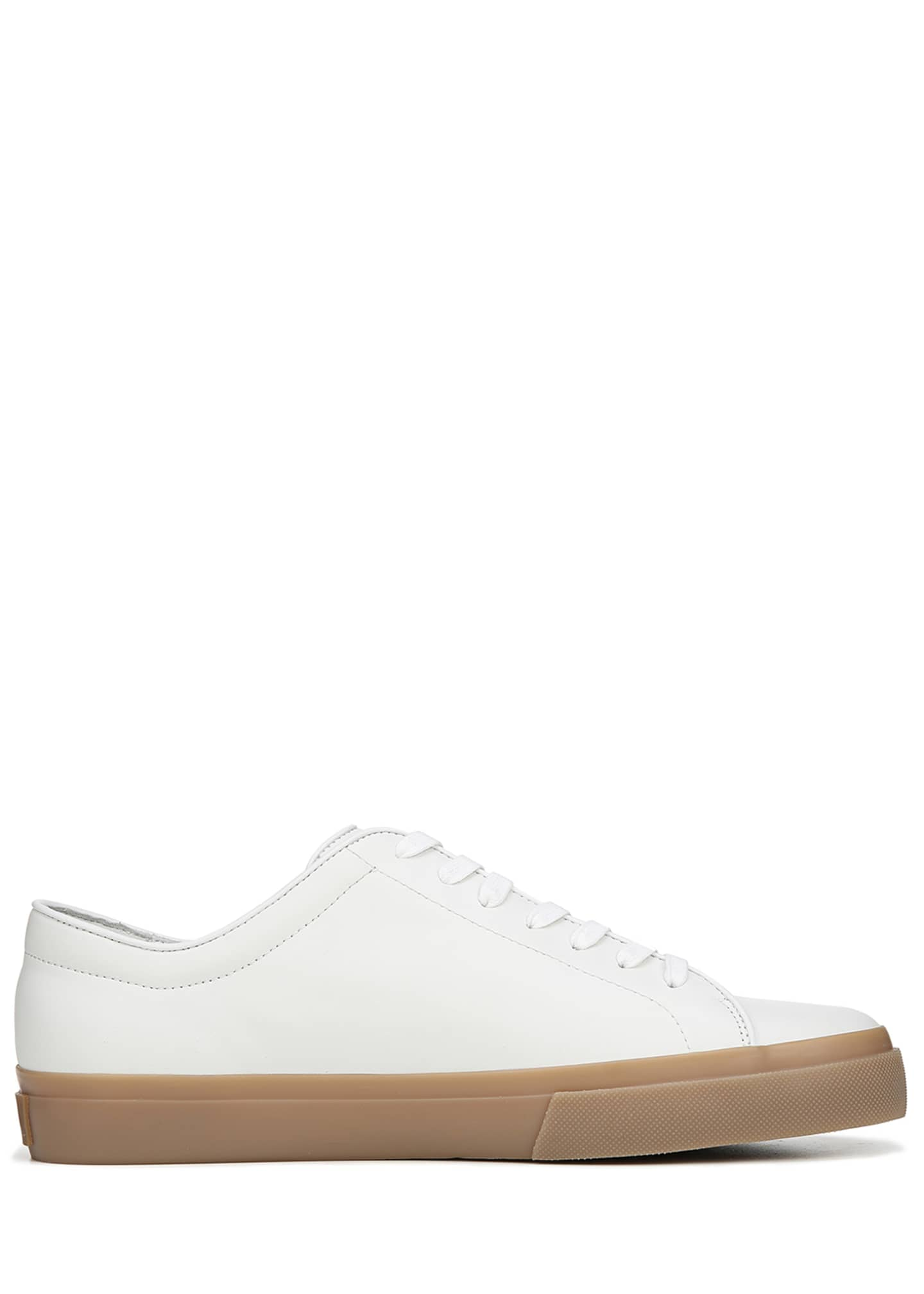 Image 2 of 5: Men's Farrell Calf Leather Low-Top Sneakers