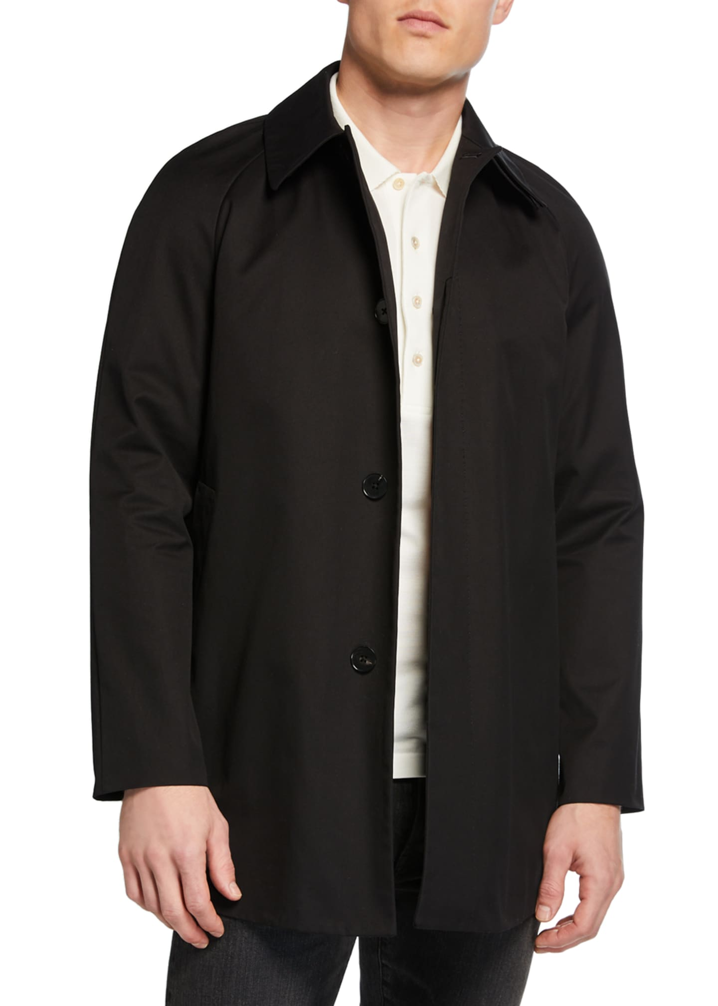 Image 1 of 3: Men's Ronald Short Water-Resistant Jacket