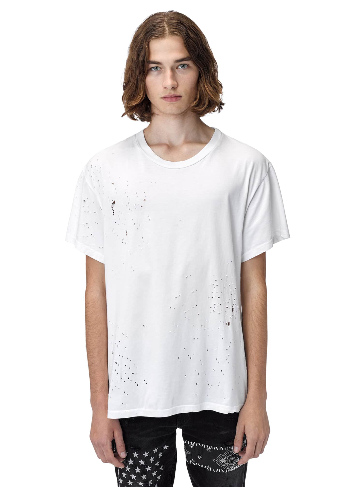 Amiri Men's Shotgun T-Shirt