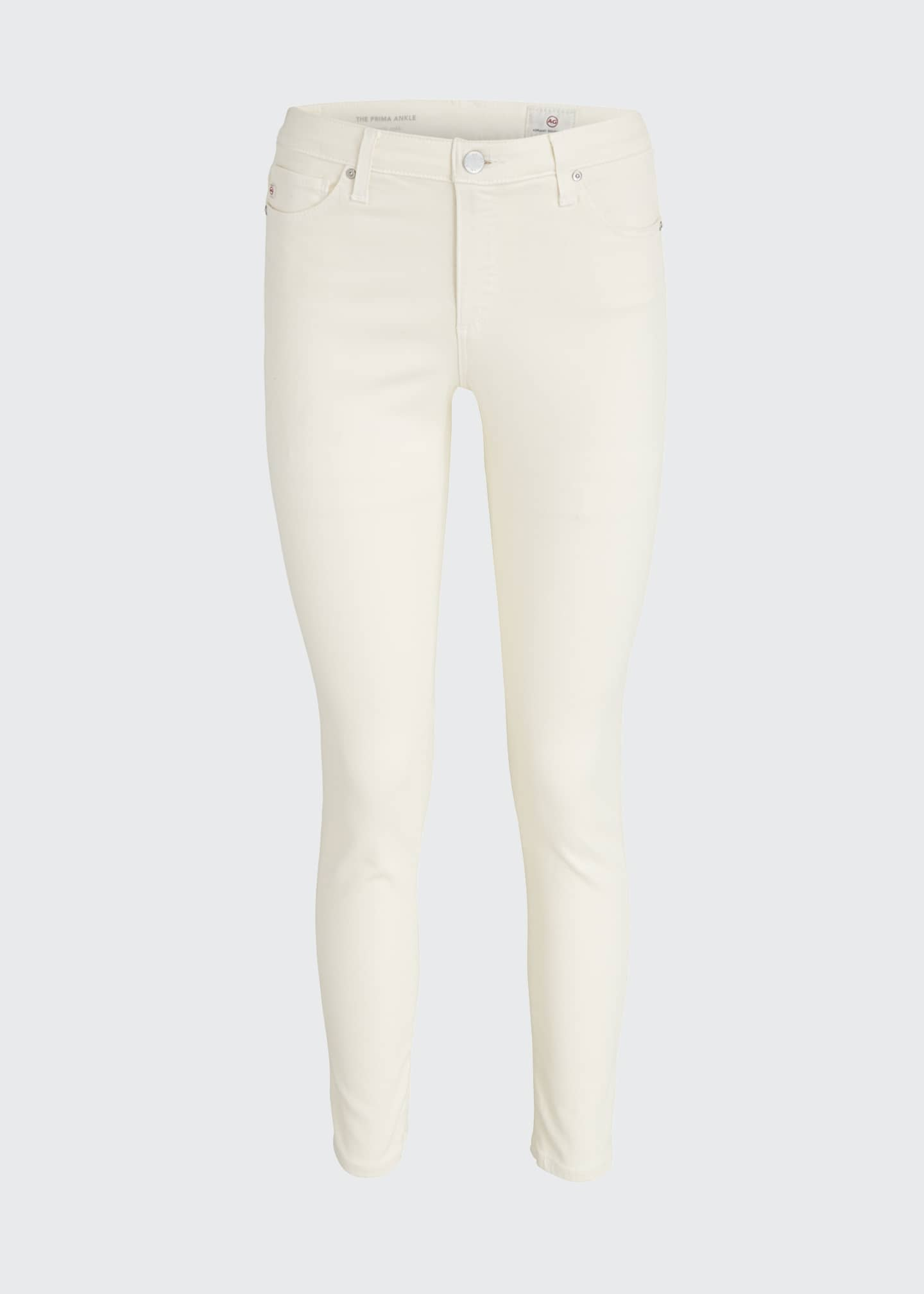 Image 5 of 5: Prima Mid-Rise Ankle Cigarette Jeans
