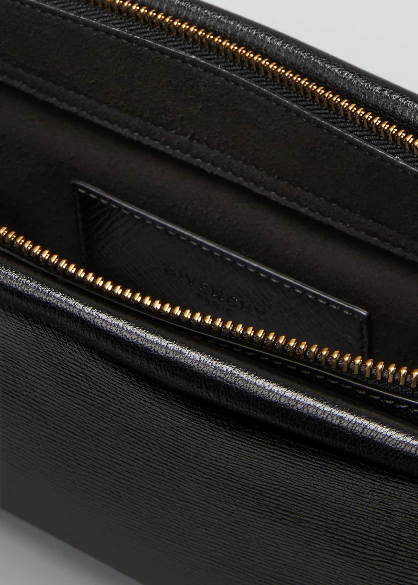 Image 3 of 3: Cross Small Leather Crossbody Bag