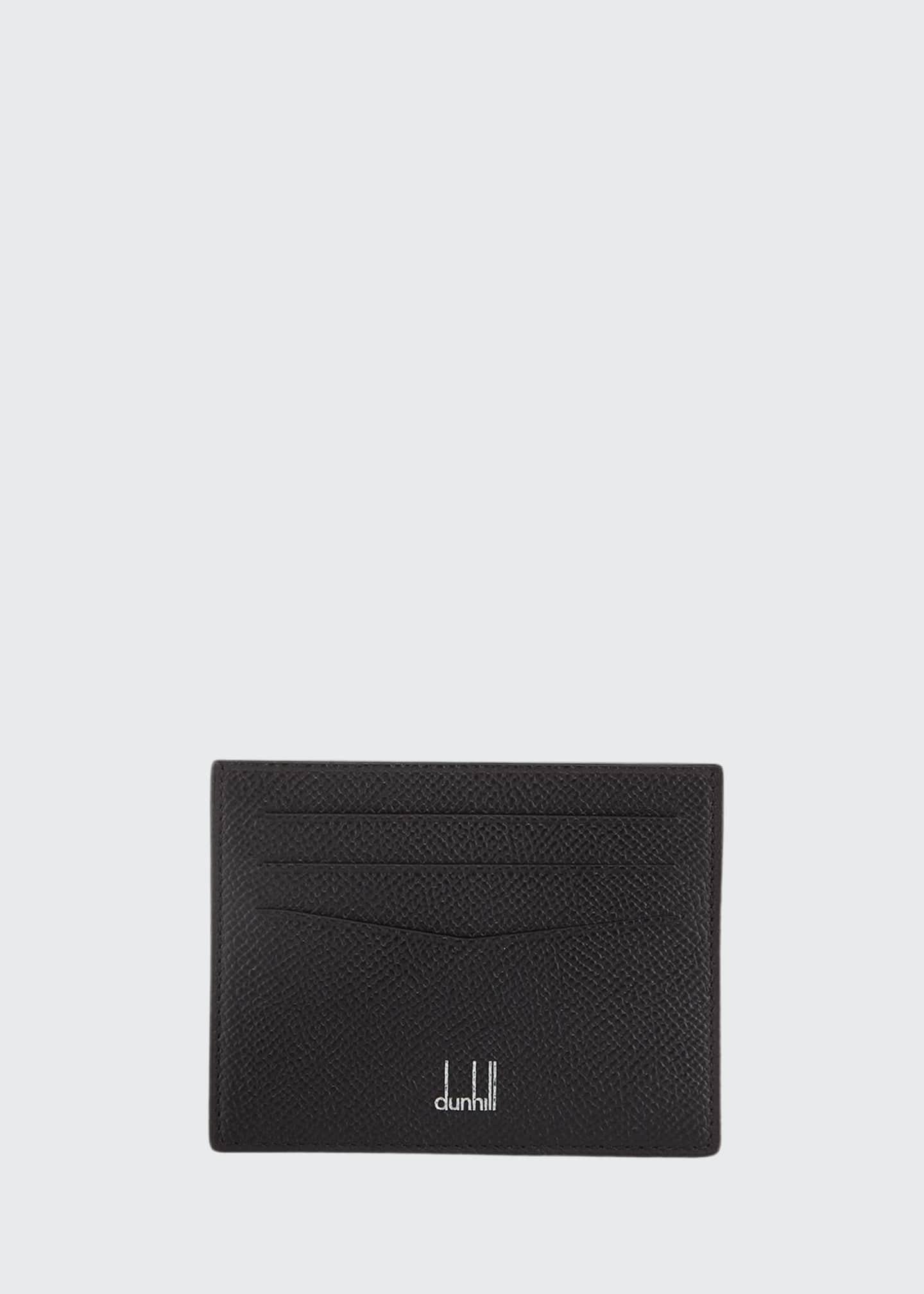 dunhill Men's Cadogan Leather Card Case