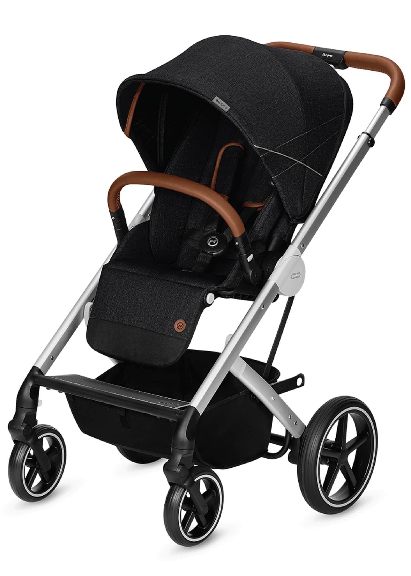 Cybex Balios S Stroller, Lavastone Black