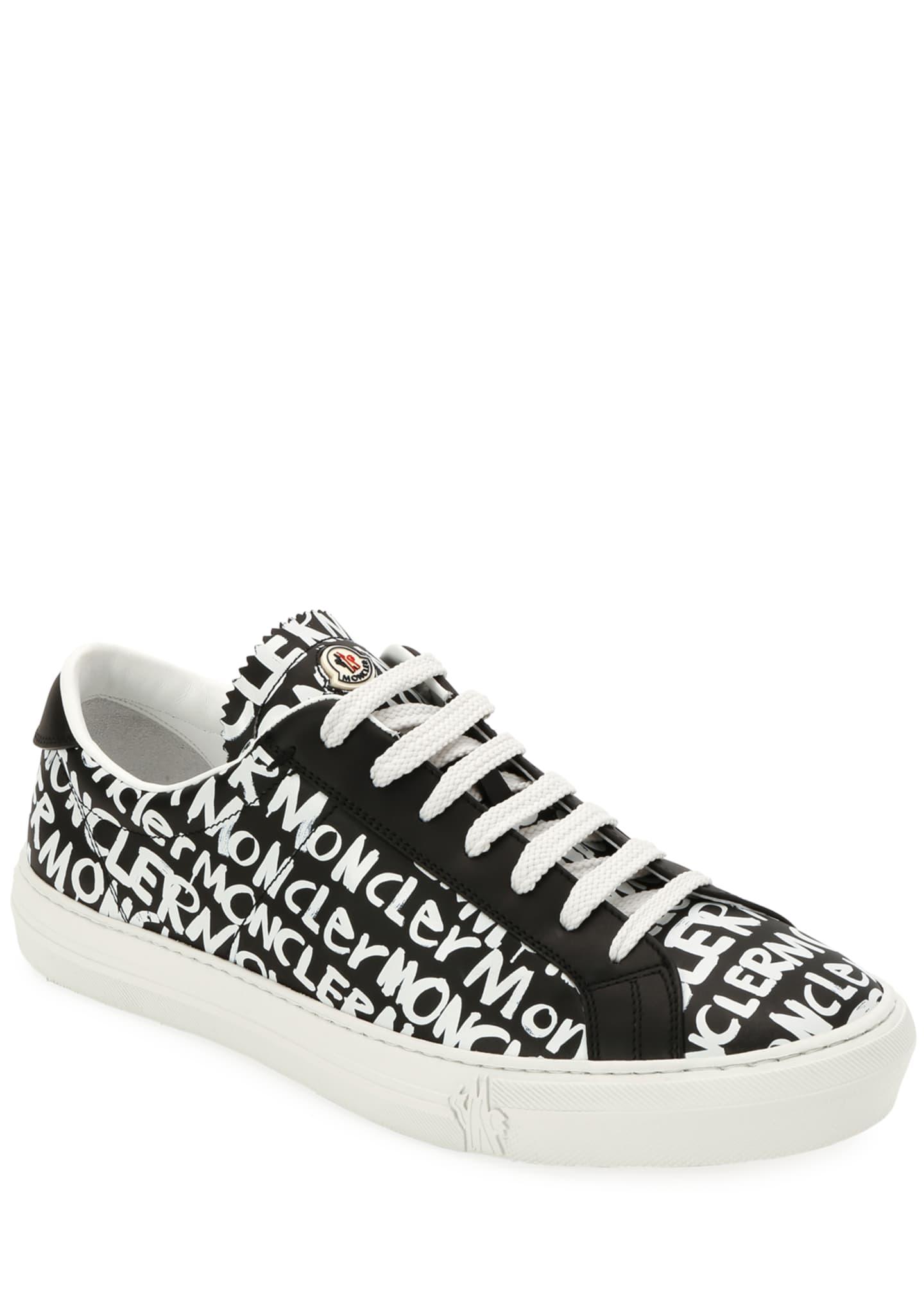 Moncler Men's New Monaco Sneakers