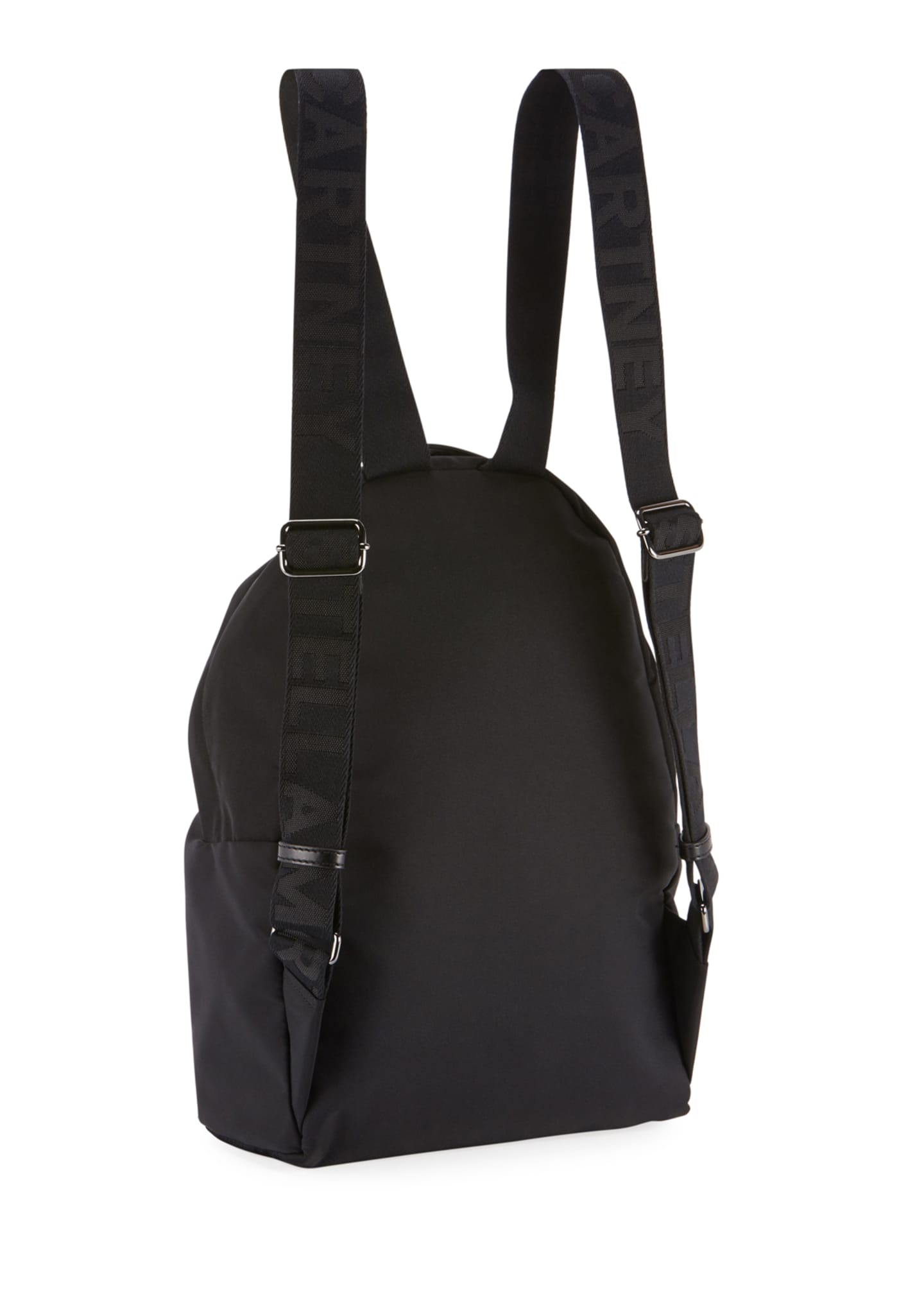 Image 2 of 2: Falabella Nylon Zip Backpack