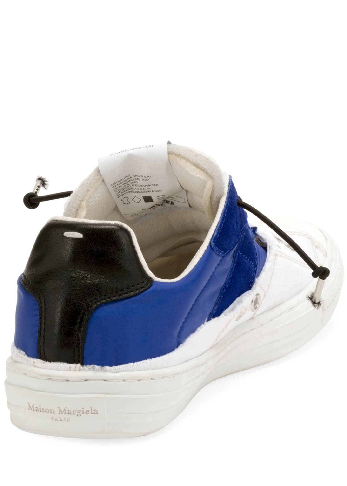 Image 3 of 3: Men's Composite Low-Top Sneakers