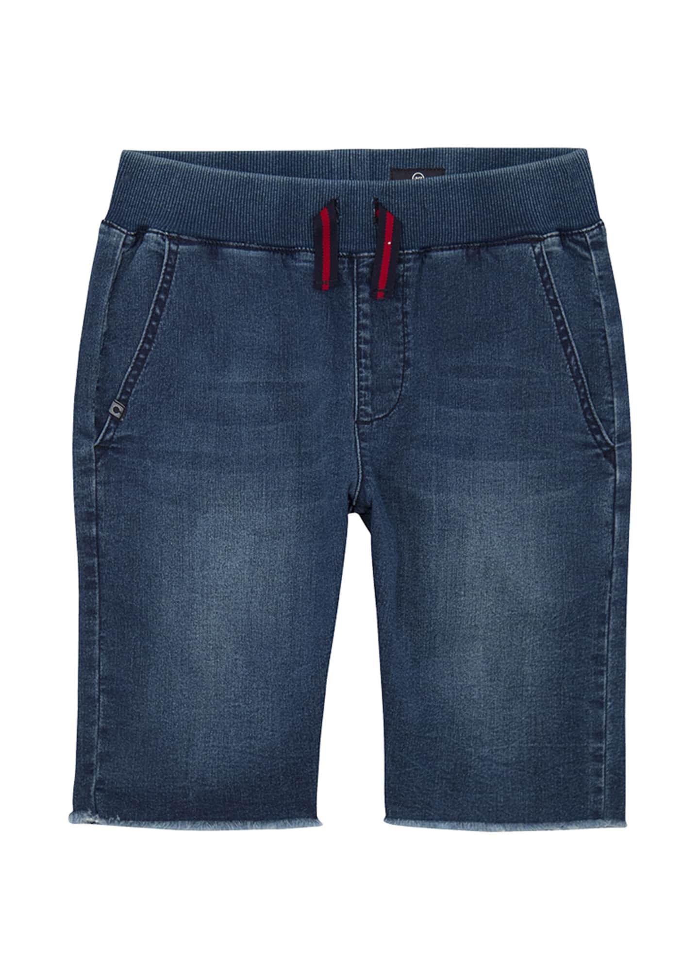 AG Boys' The Brex Denim Bermuda Shorts w/