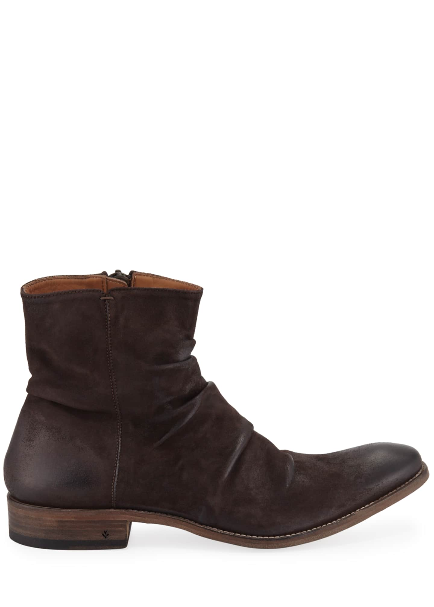 Image 2 of 3: Men's Morrison Sharpei Suede Boots