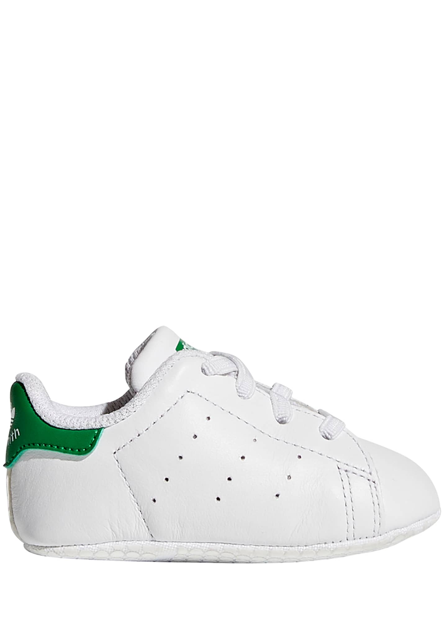 Adidas Kids' Stan Smith Classic Crib Sneakers, Baby
